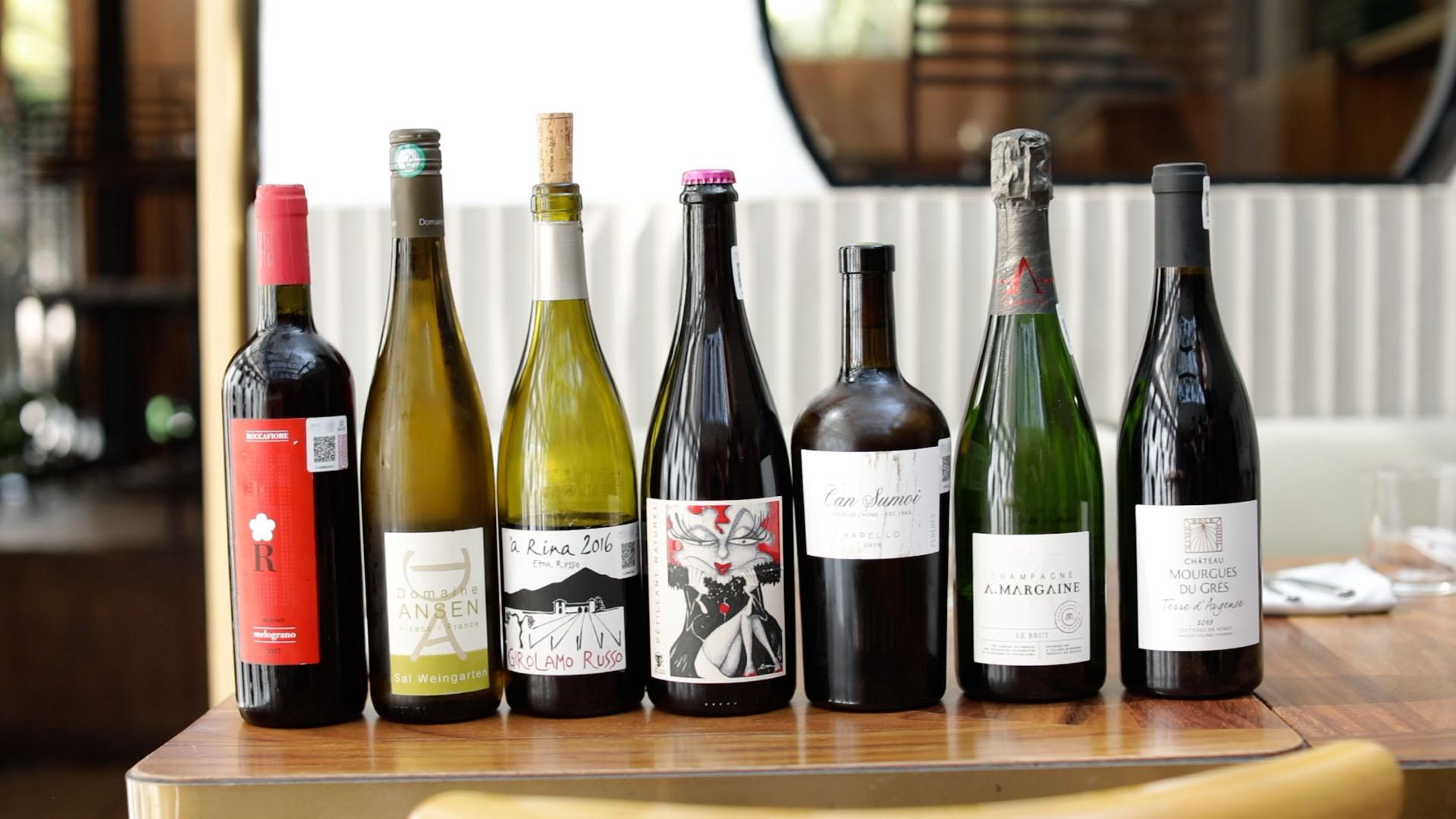 vinos naturales, félix chamorro