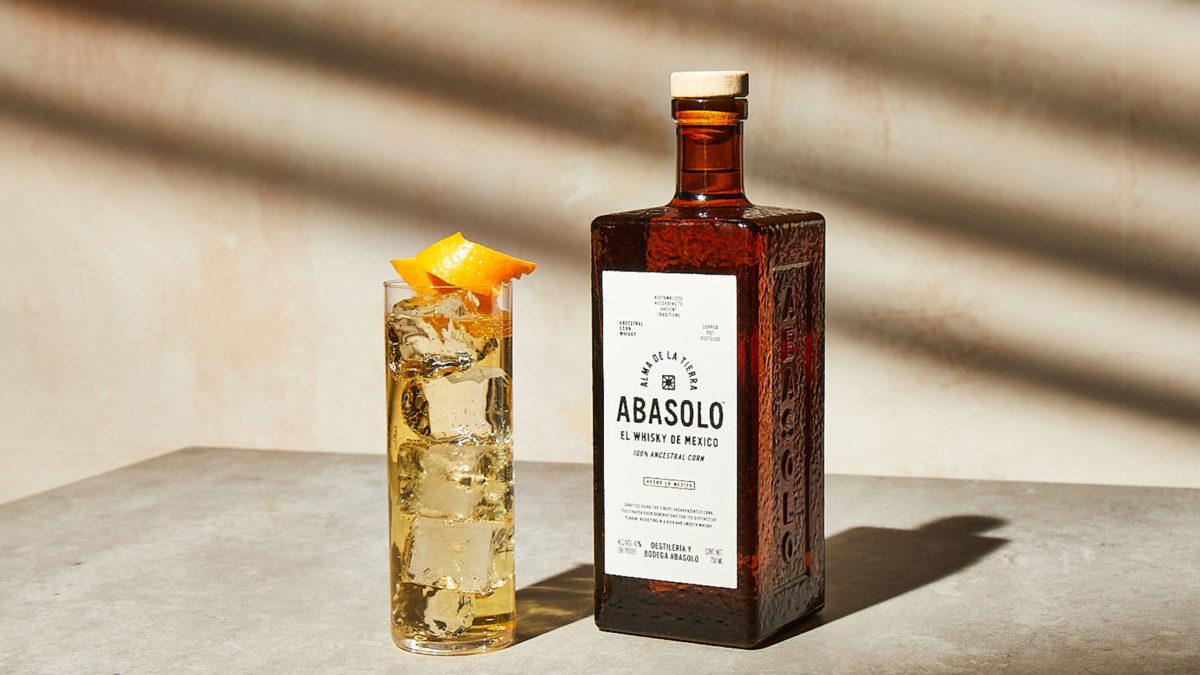 whisky de maíz abasolo