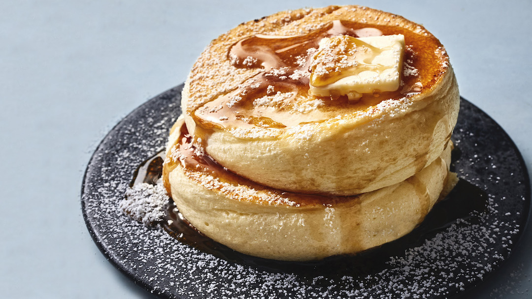 pancakes souffle