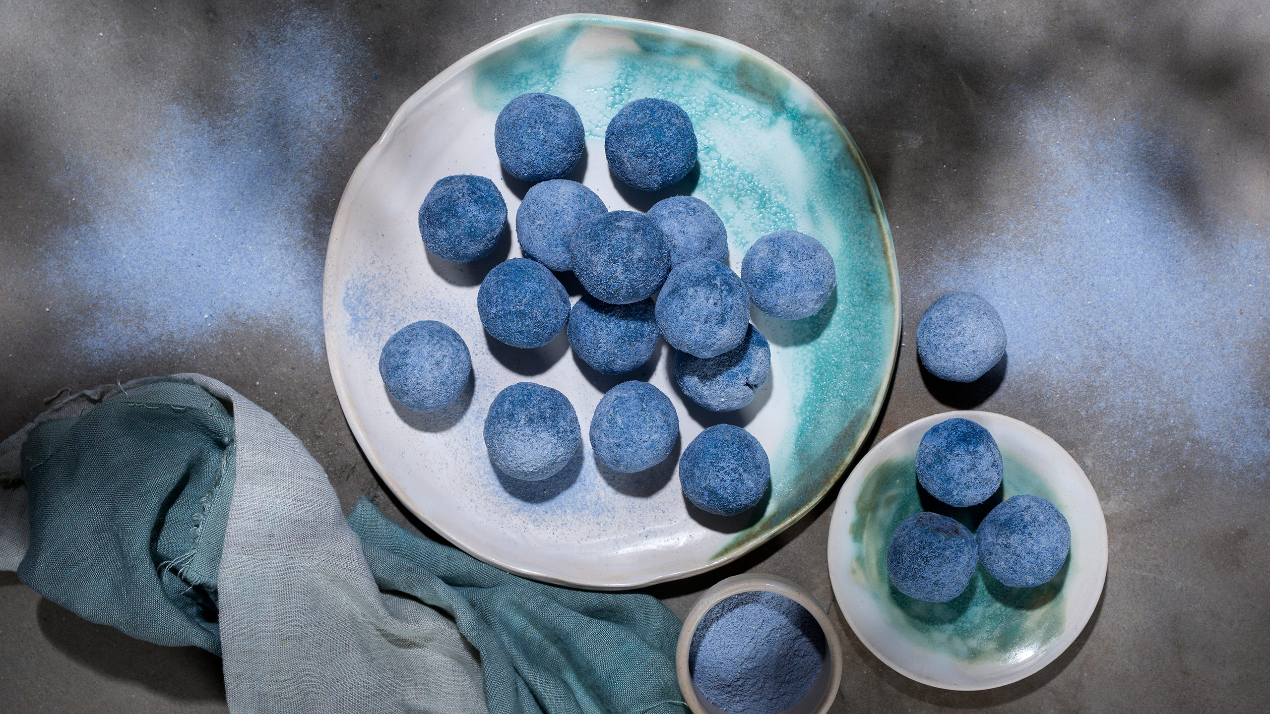 classic blue pantone recetas