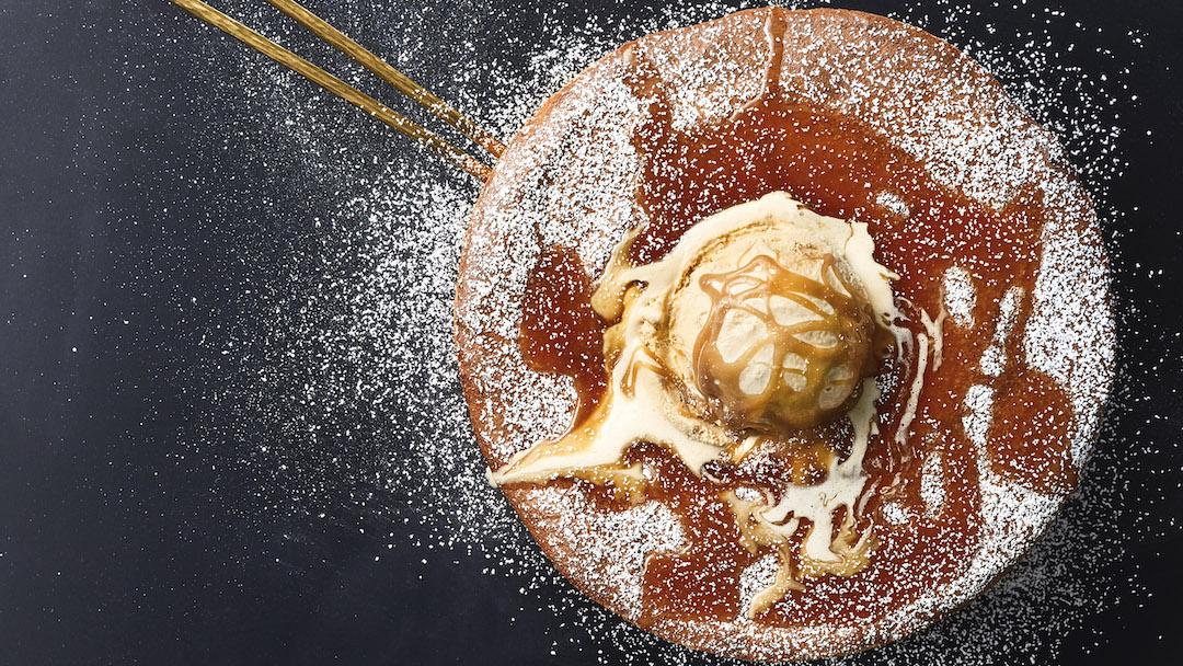 hot cake austriaco