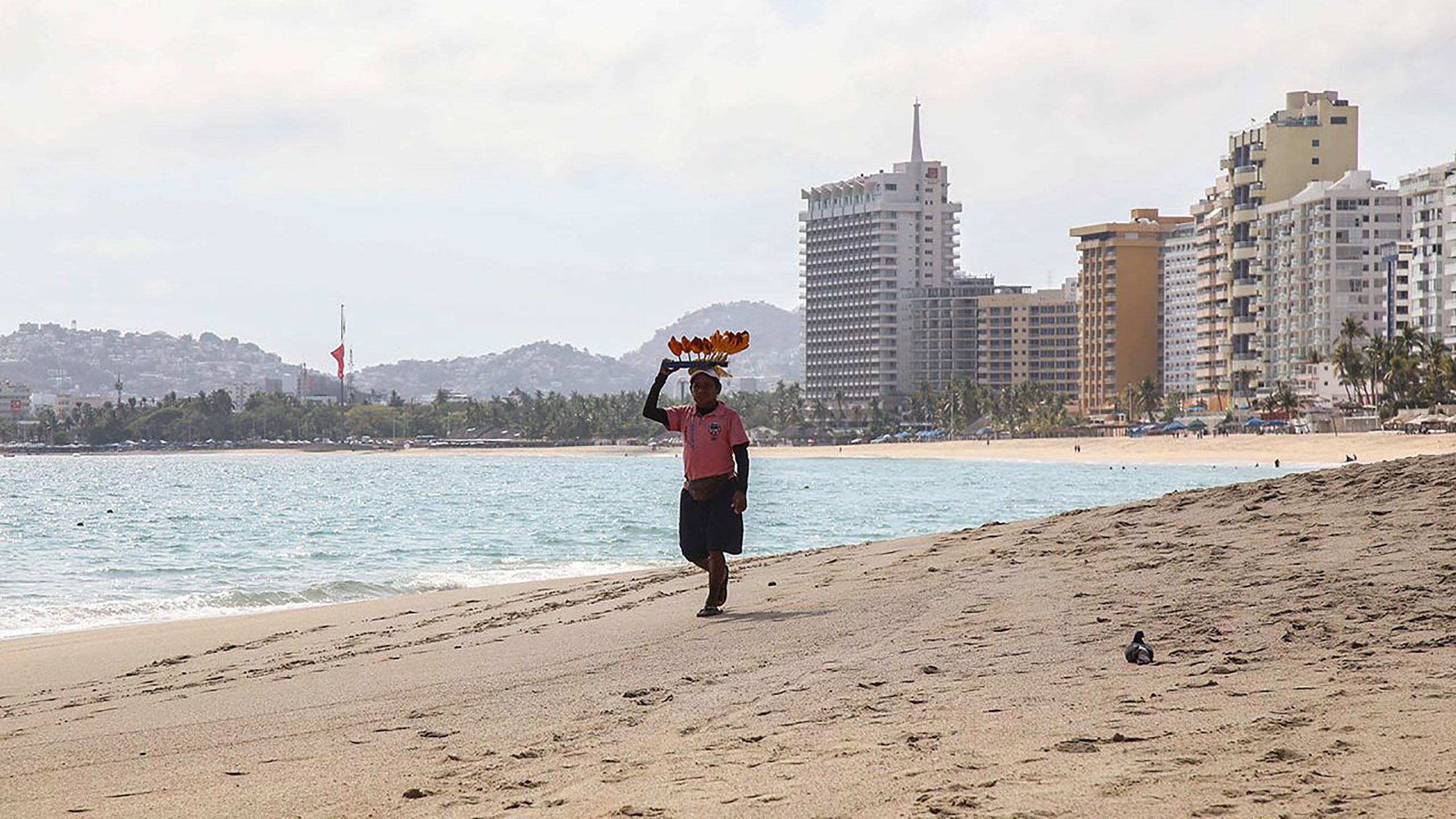 playa, playa de Guerrero