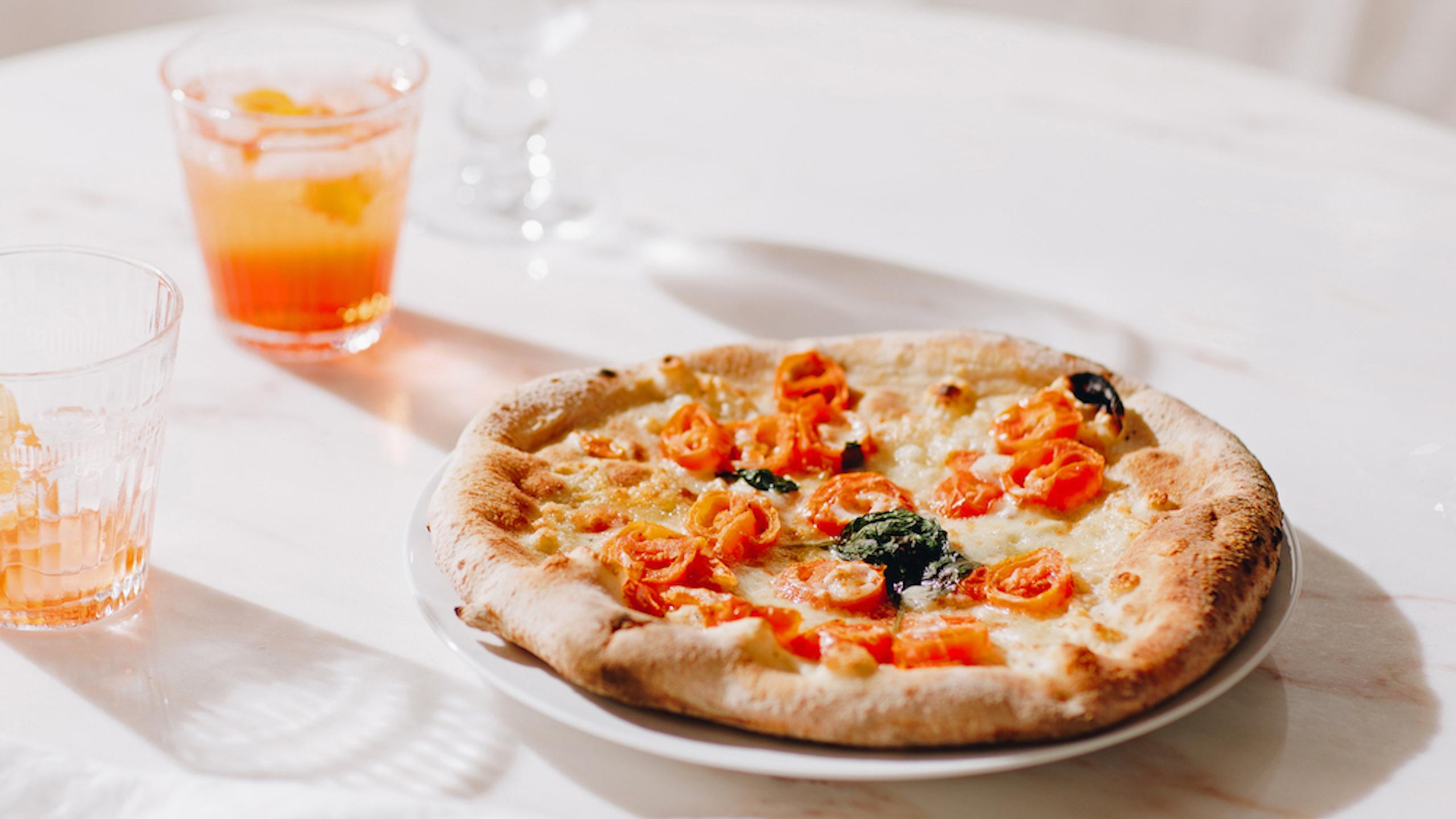 pizza napolitana directo de nápoles