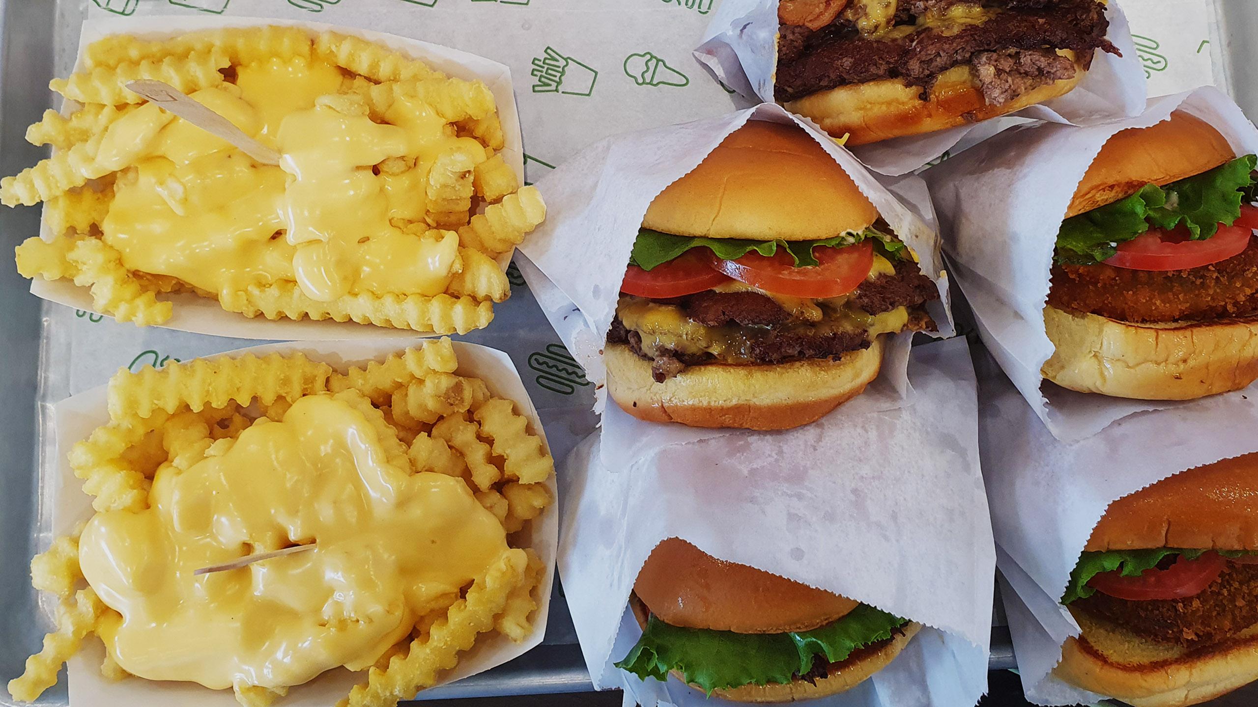 Shake Shack, queso especial, receta, hamburguesas