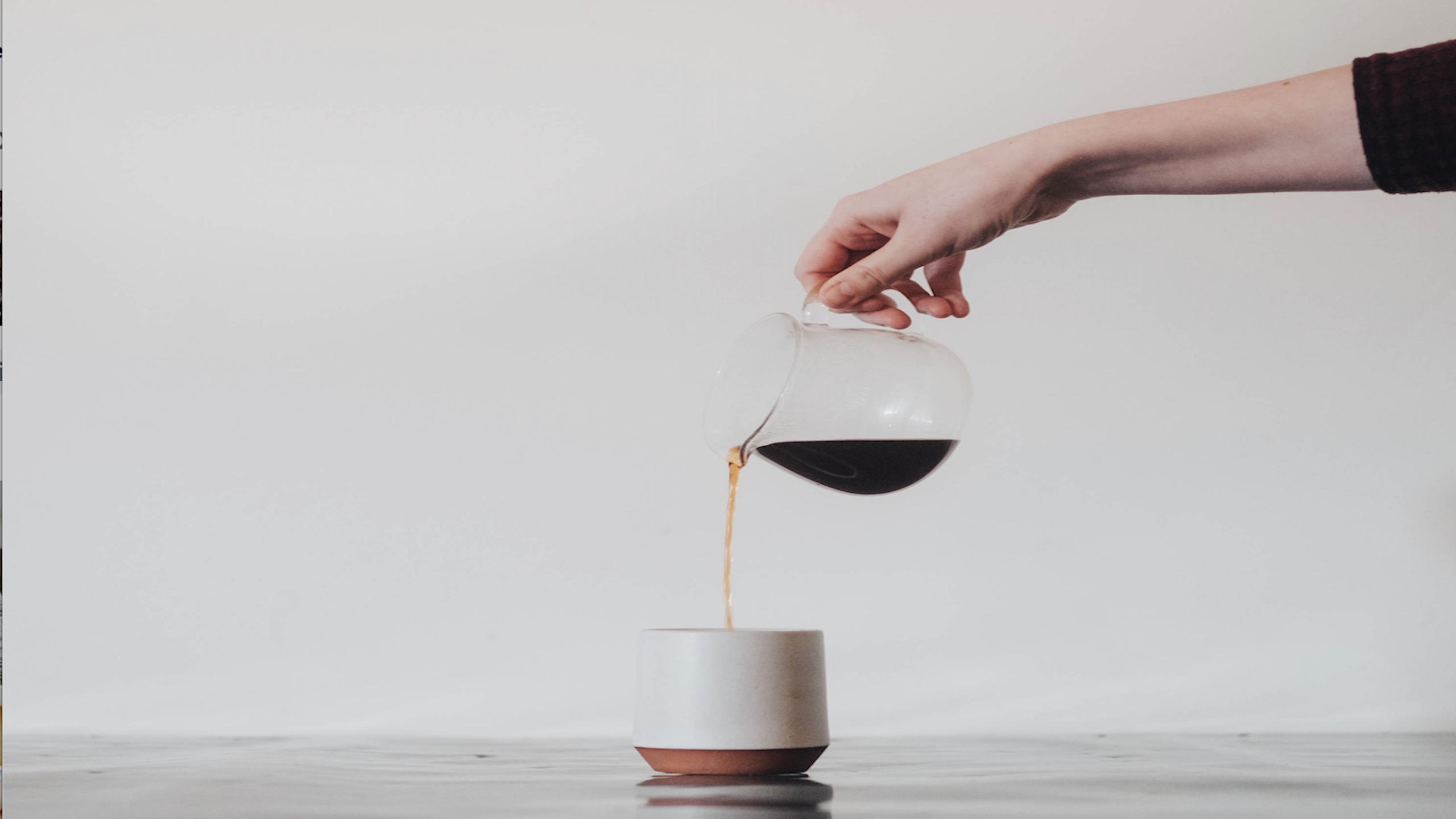 café, tomar café