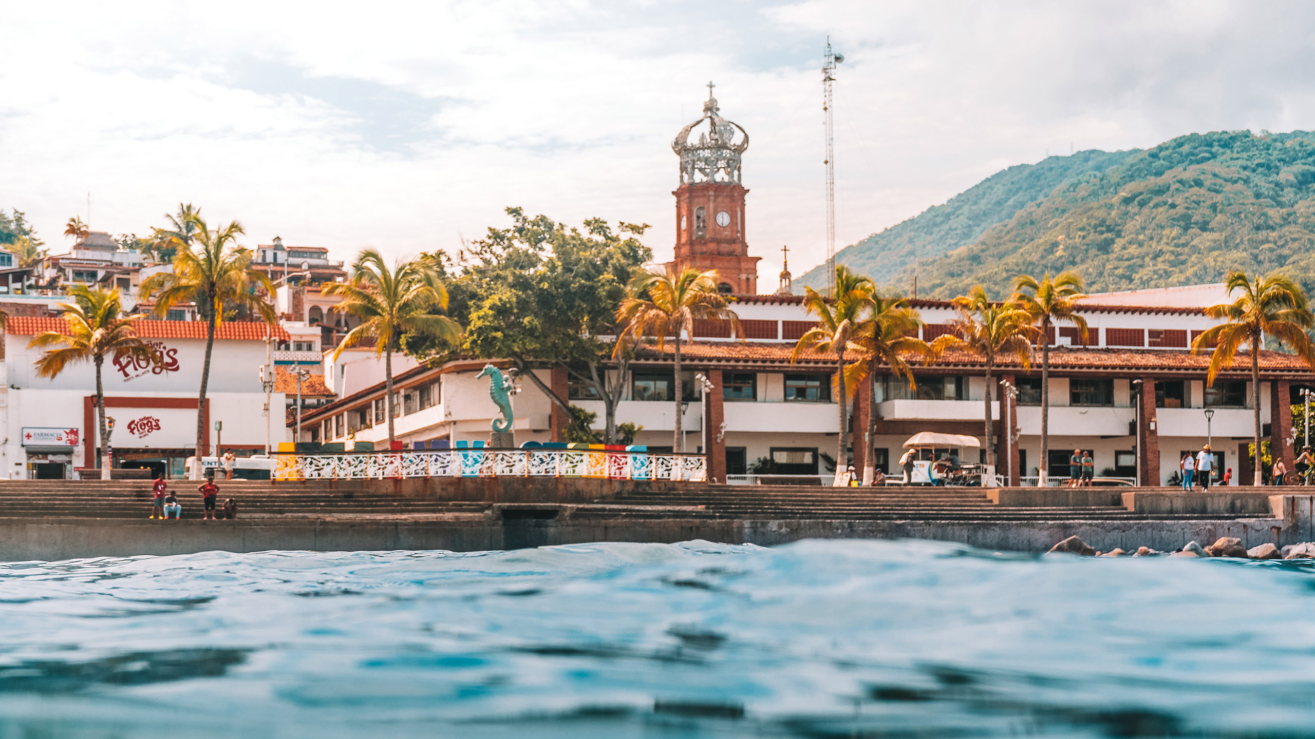Puerto Vallarta, México, playa, destino nacional