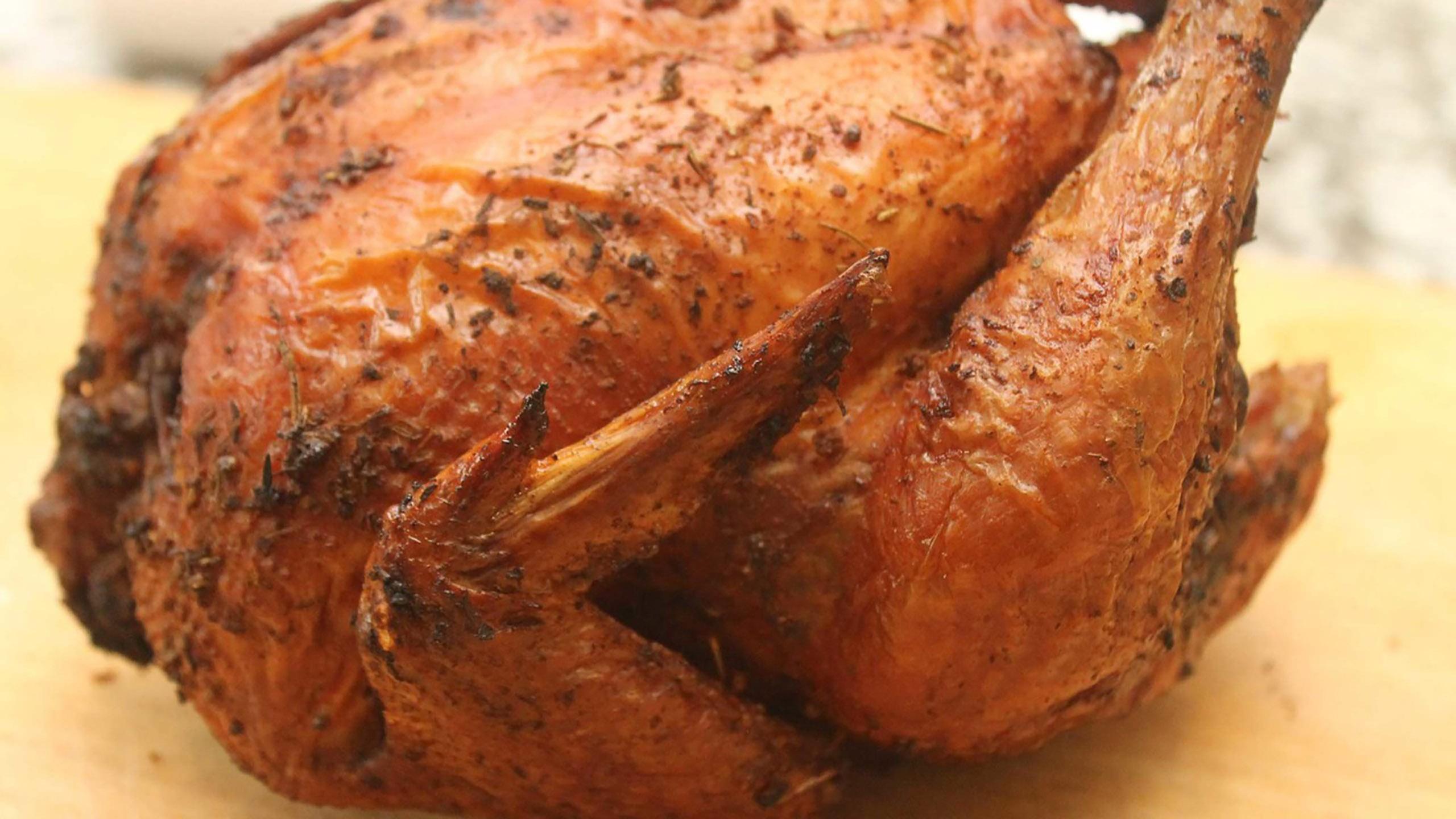 pollo, pollo rostizado