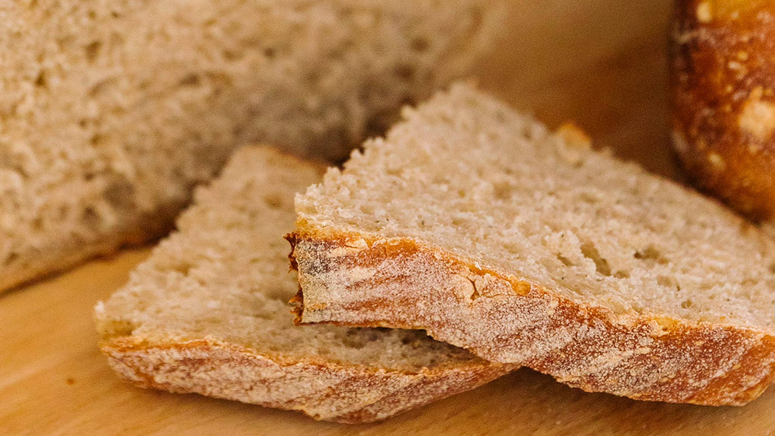 pan de masa madre meroma