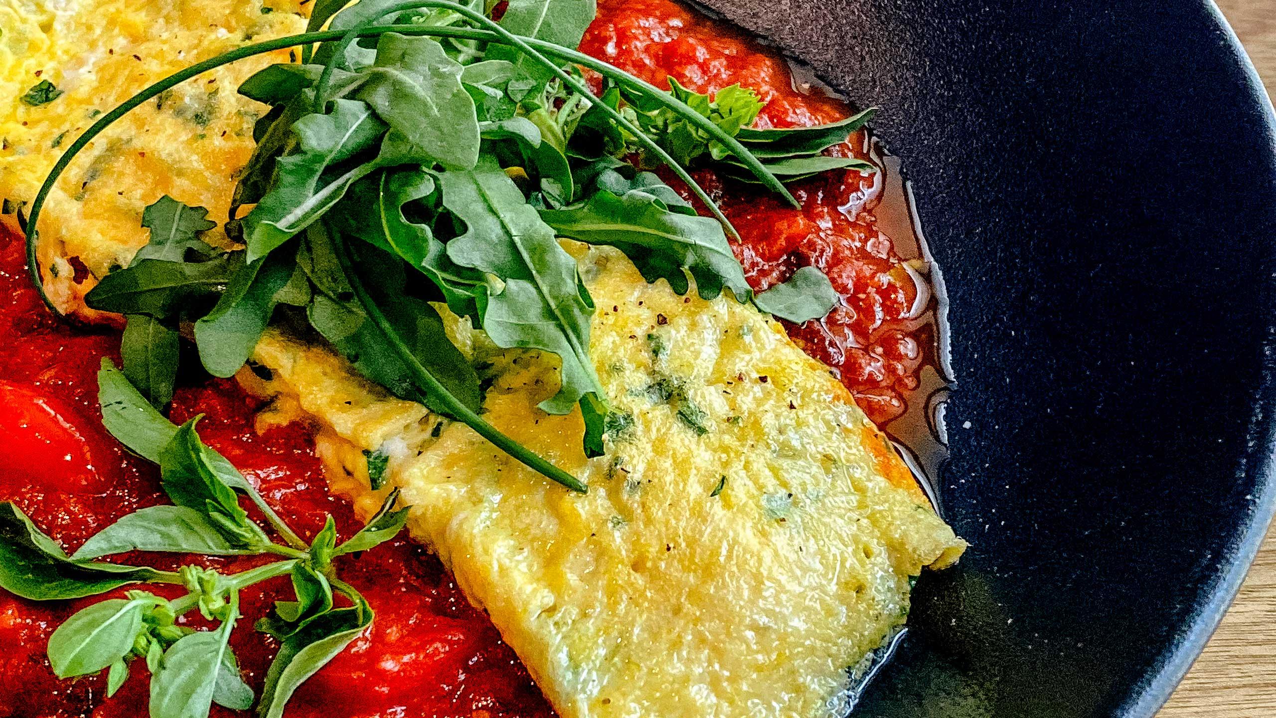 omelette, huevo, recetas con huevo