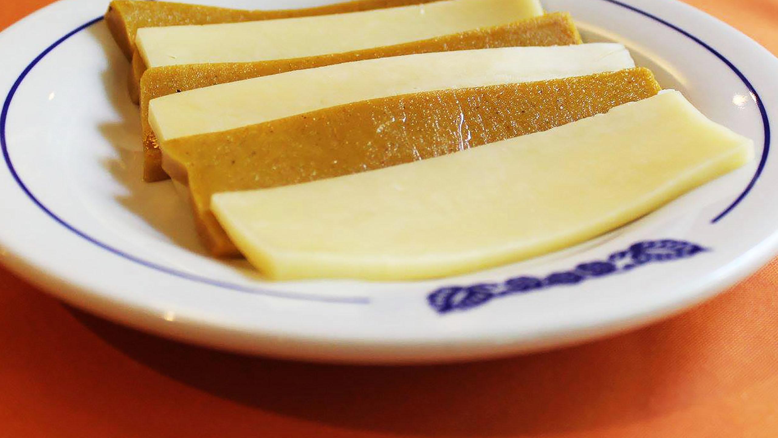 ate, ate con queso, postre