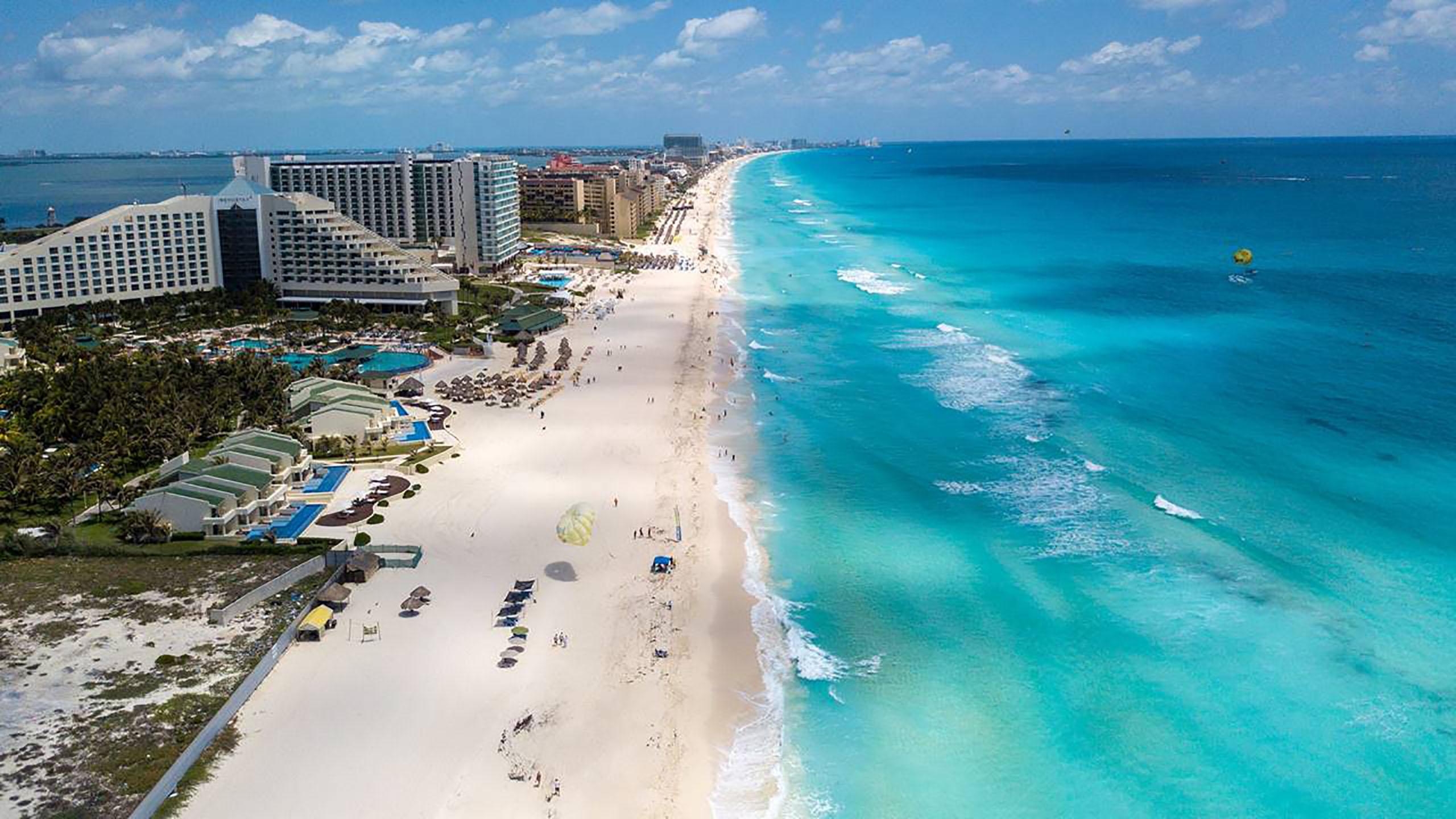 playa, playa mexicana, turismo nacional