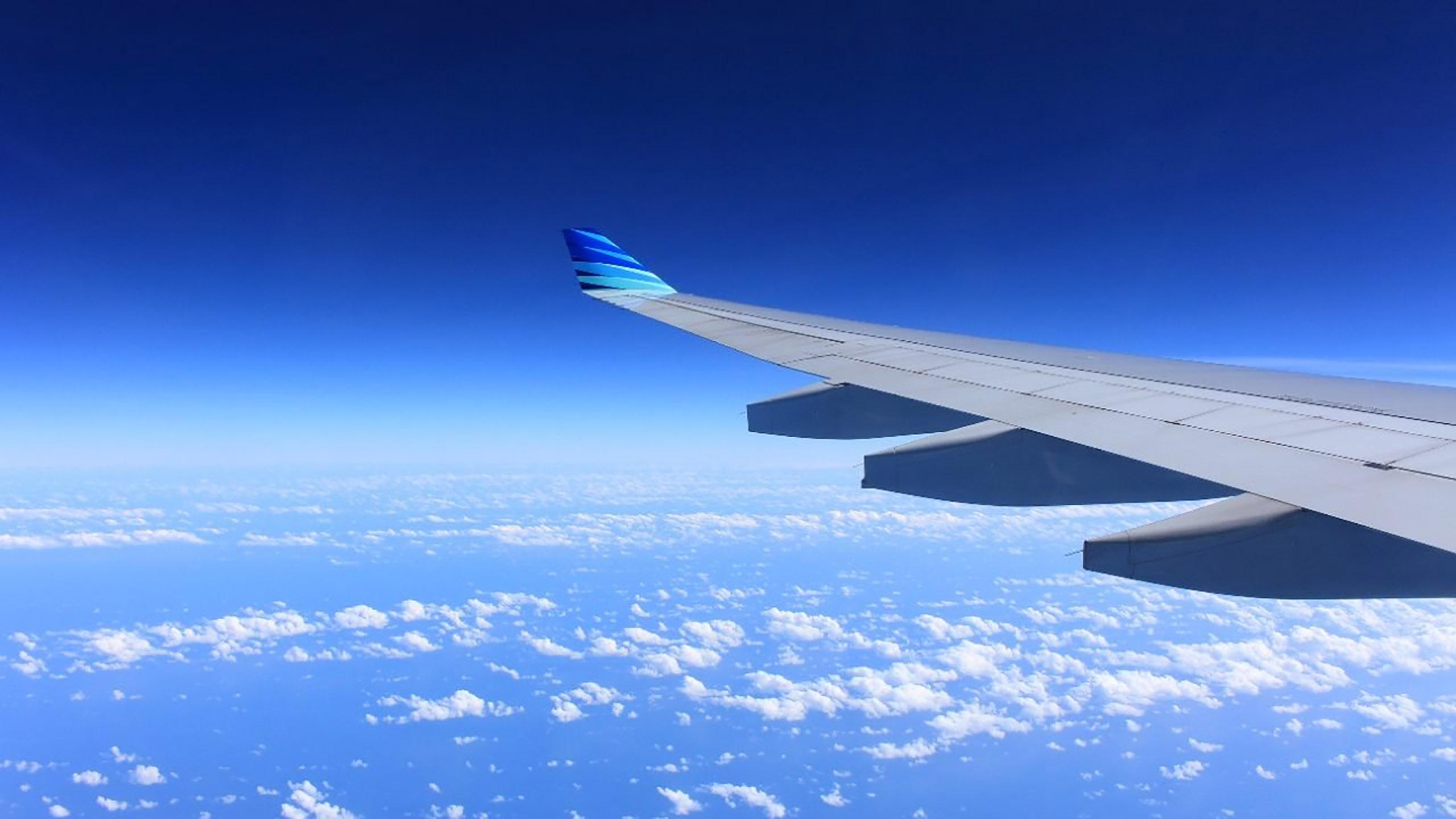 avión, viaje, viajes internacionales