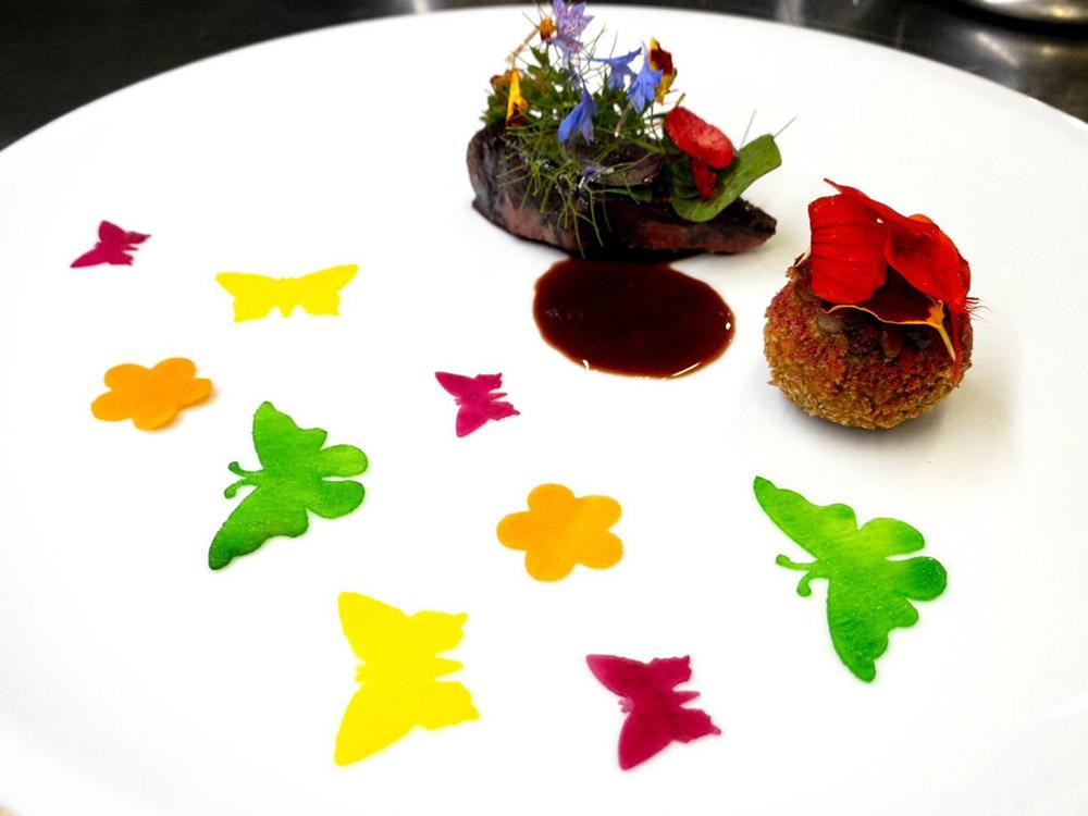 The Beatles, menú degustación, Osteria Francescana