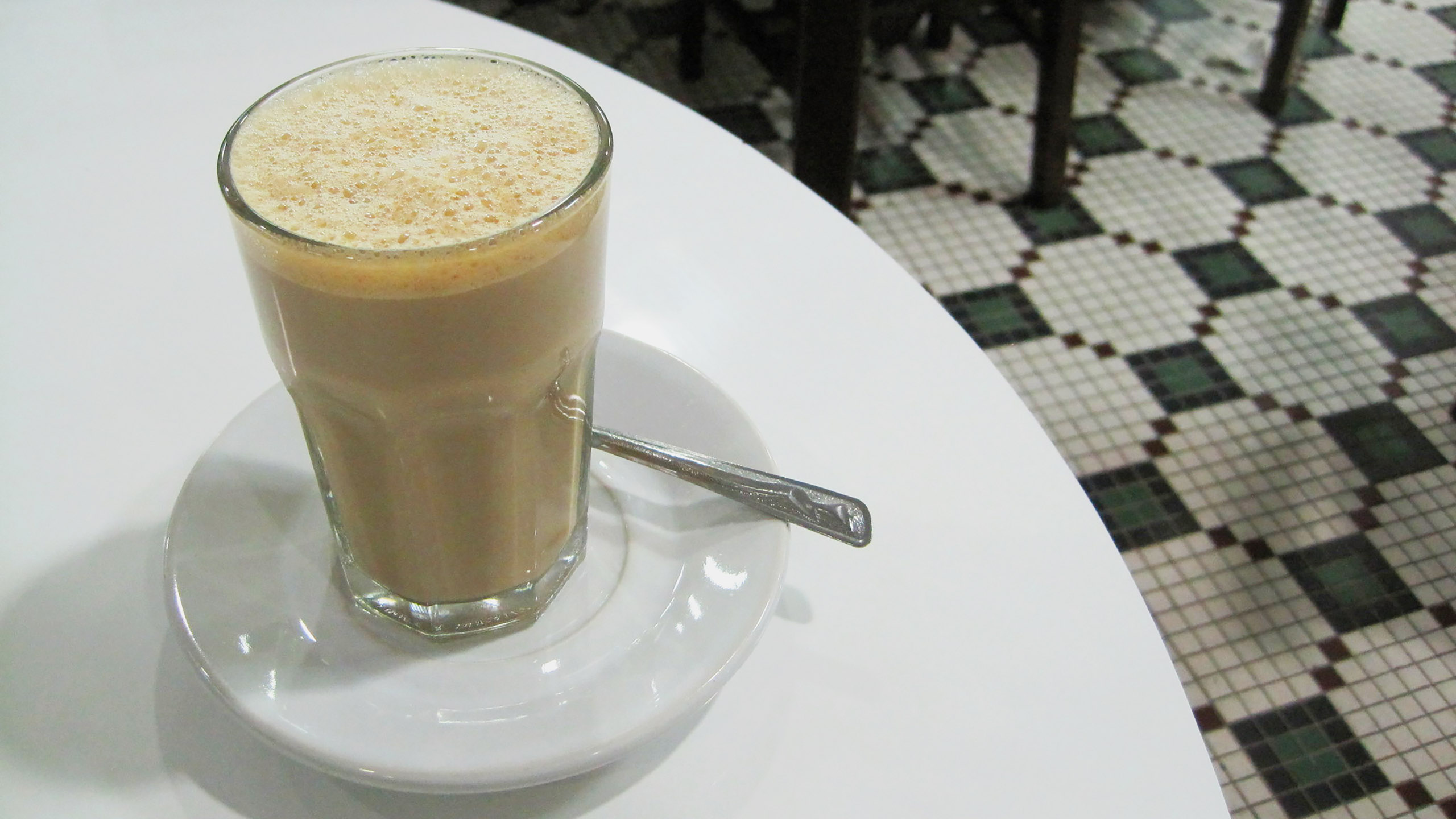café, café con leche, café lechero