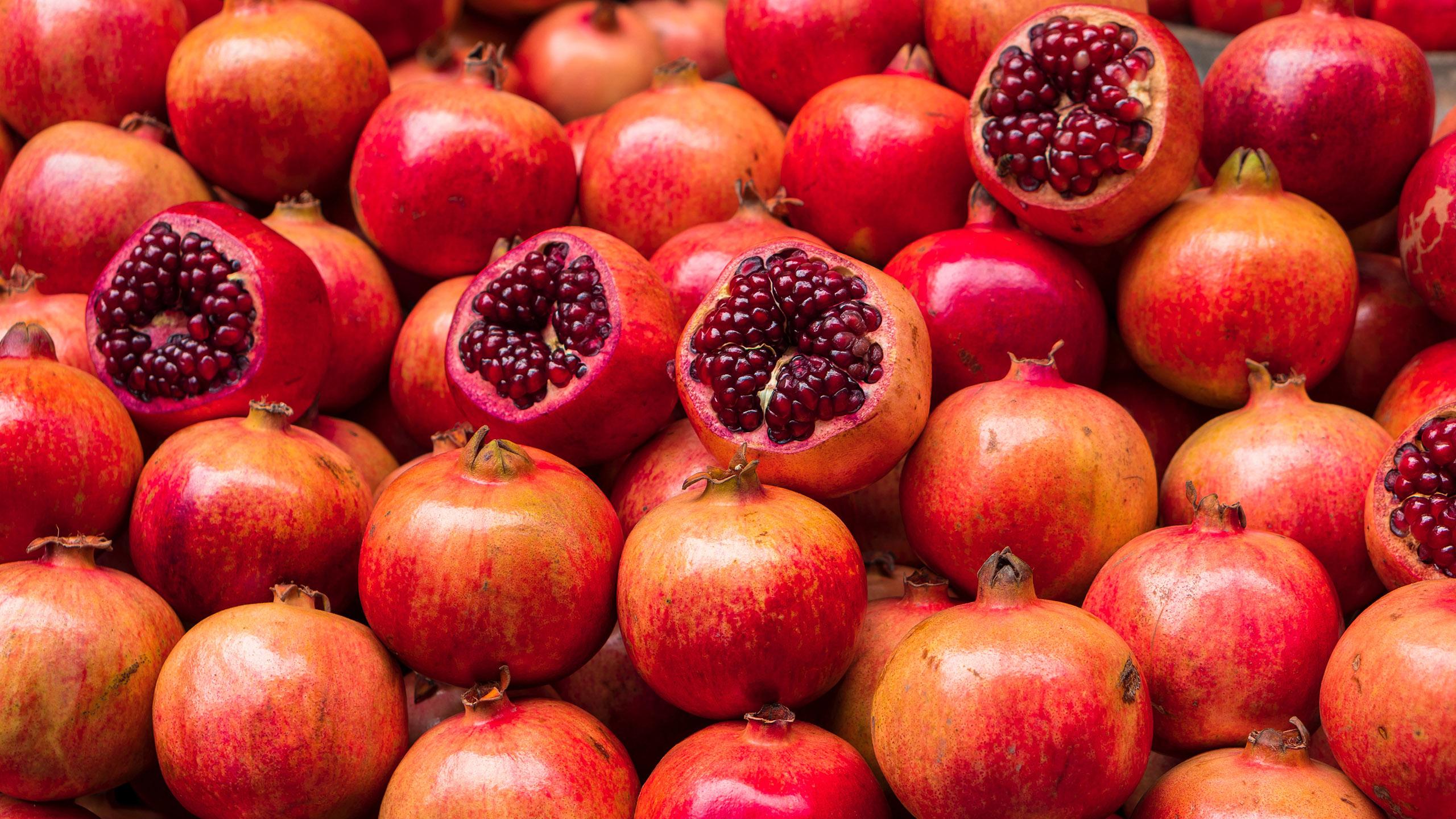 granada, beneficios de la granada, fruta
