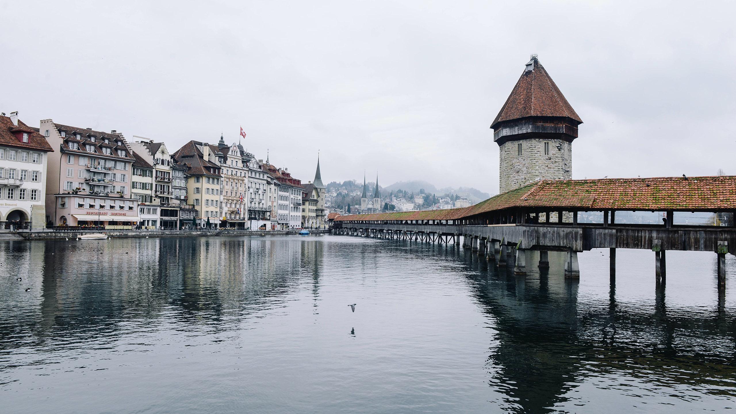 Suiza, Lindt, compañía de chocolates