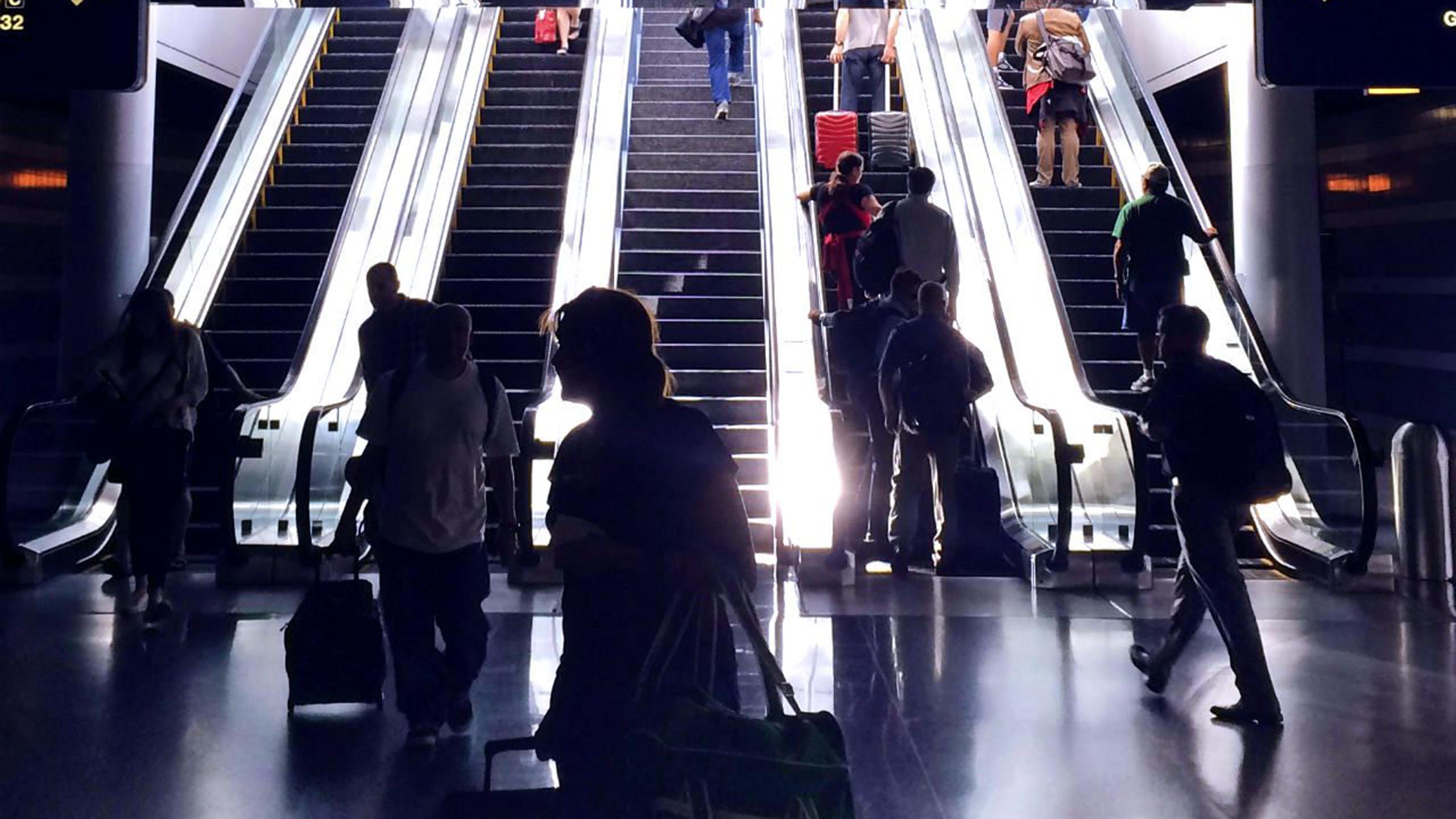 aeropuerto, pandemia