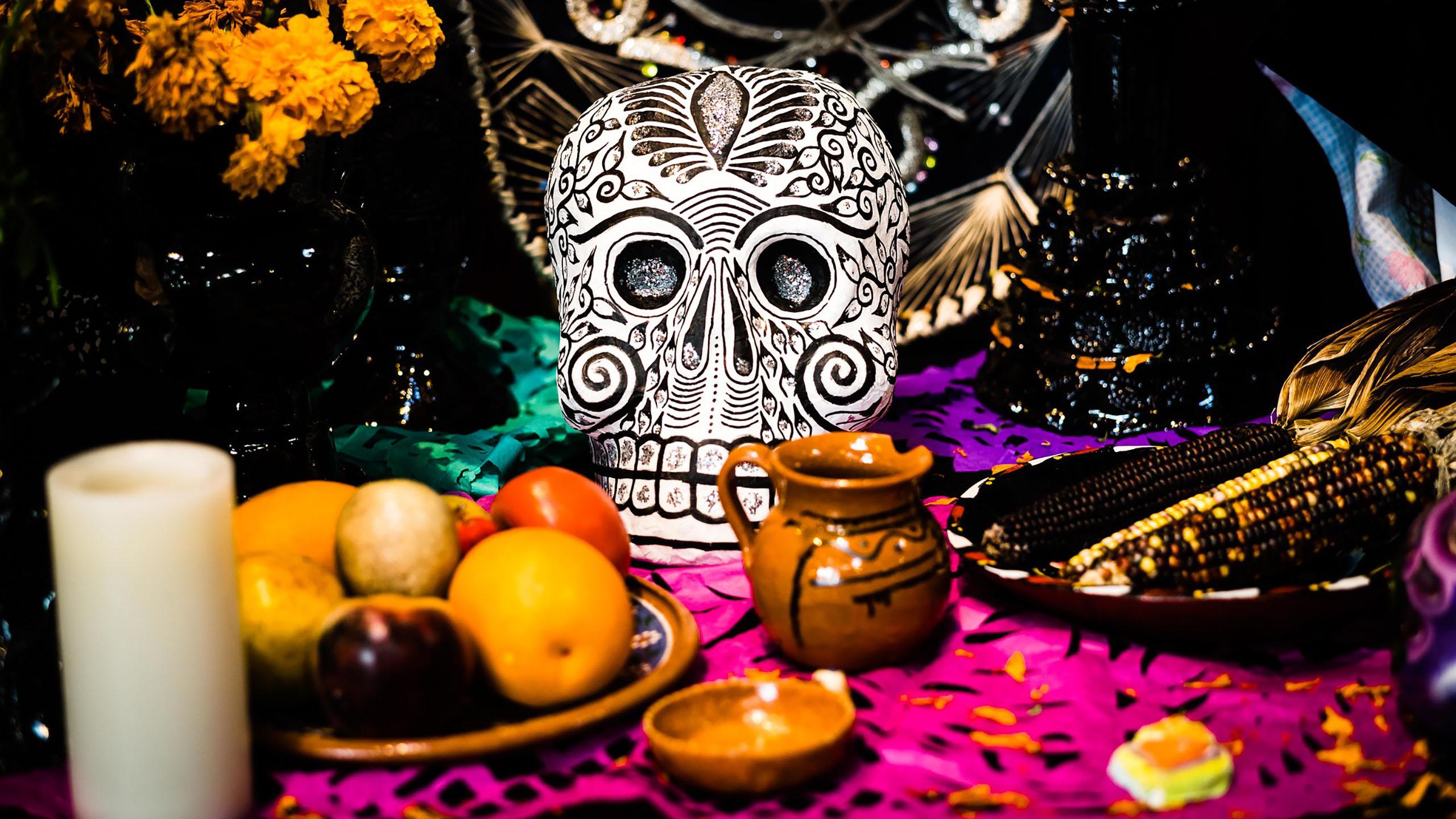calaverita, Día de Muertos