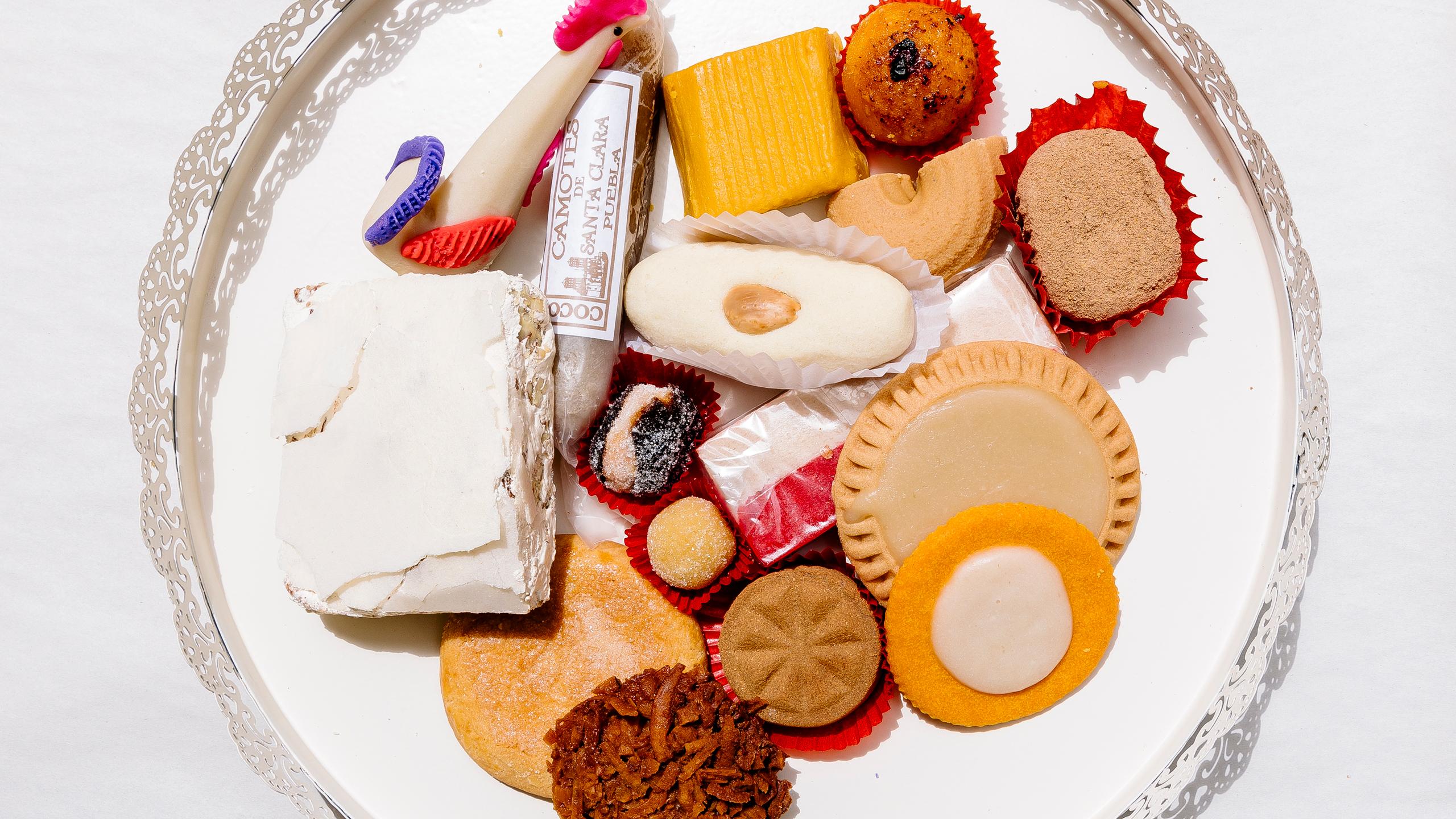 dulces de convento