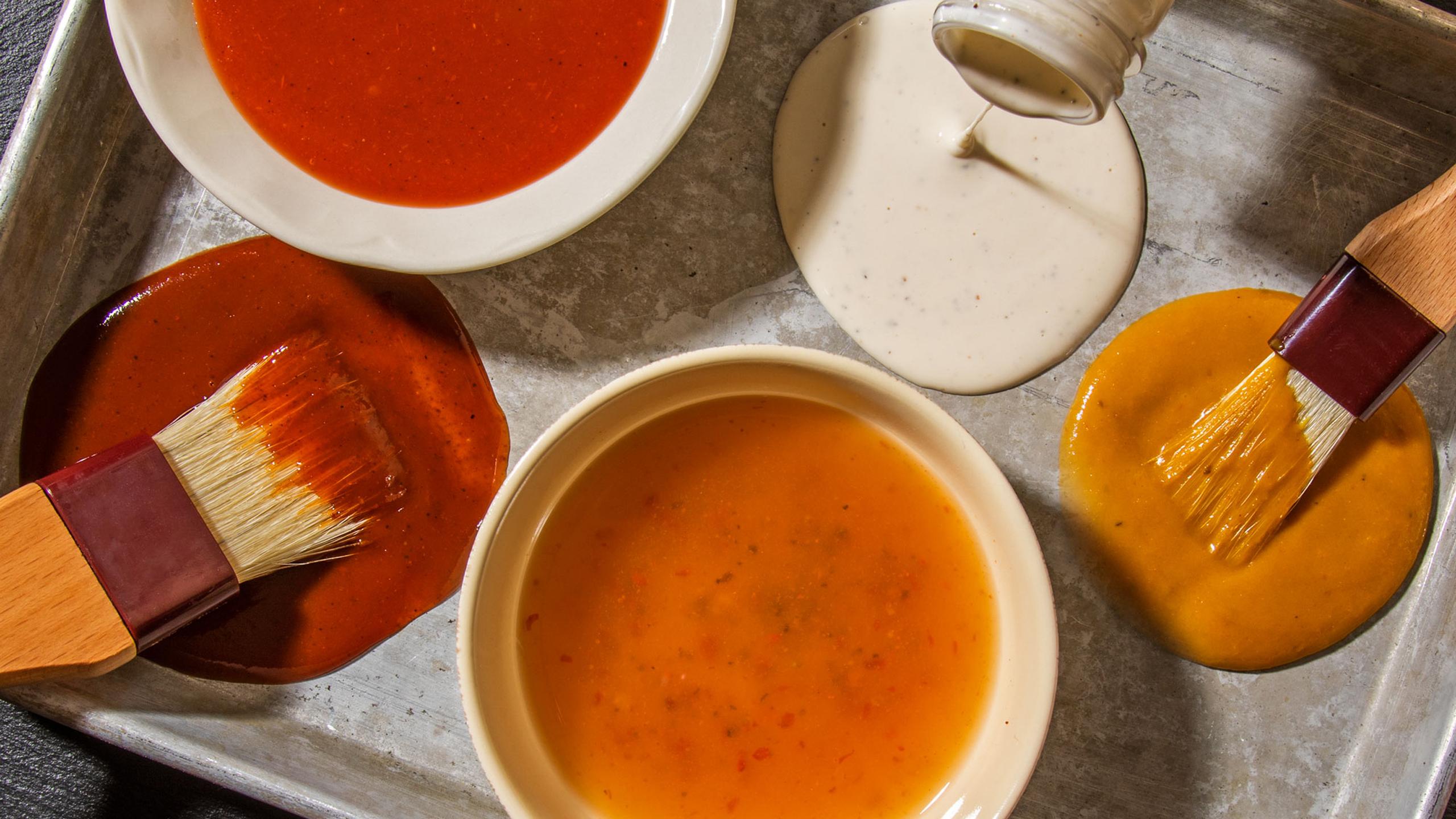 salsas de bbq