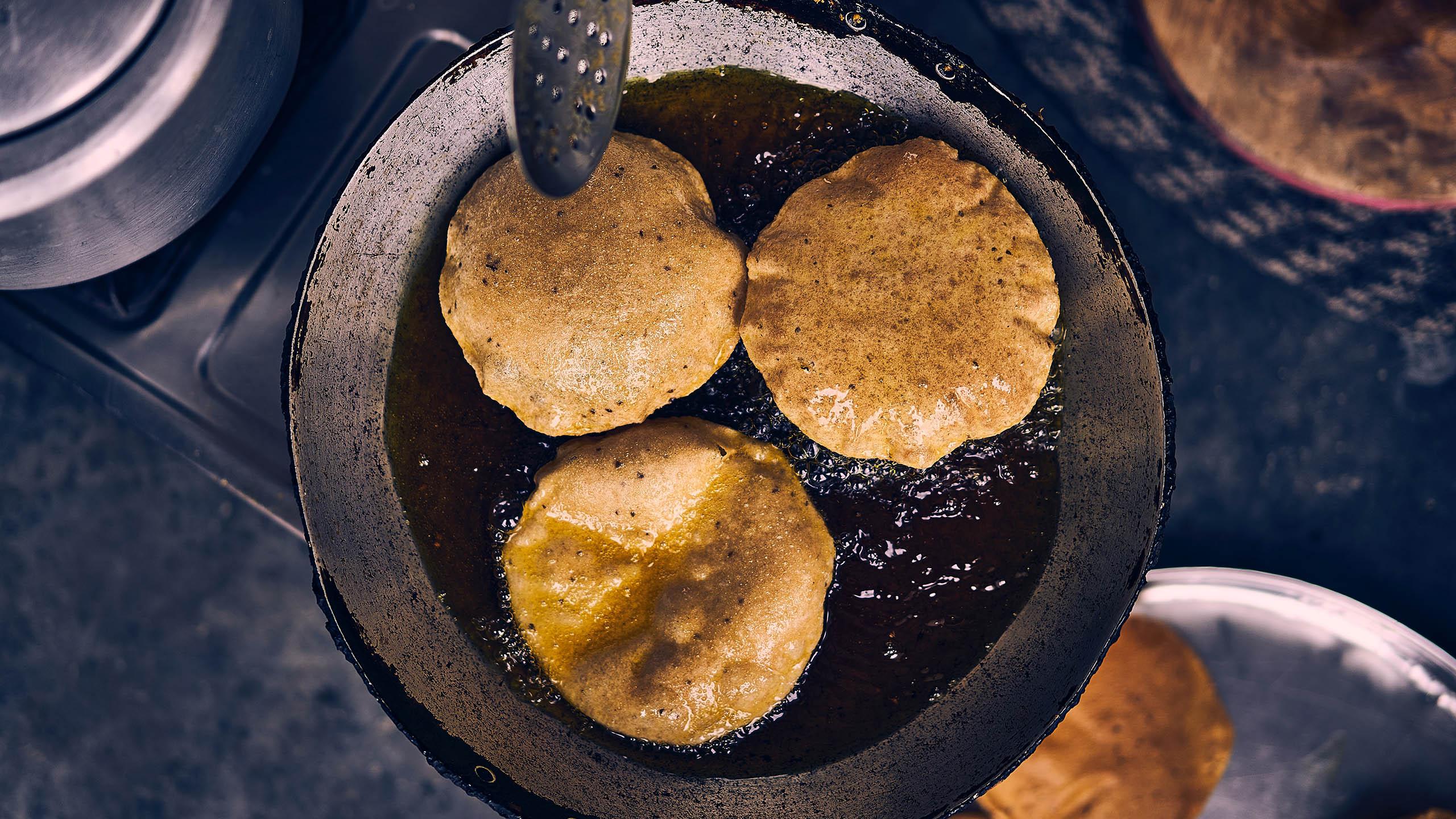 mantequilla, aceite, fritura, aceite de canola, aceite de oliva