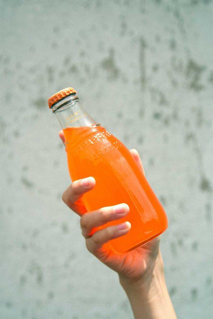 refresco colorantes artificiales