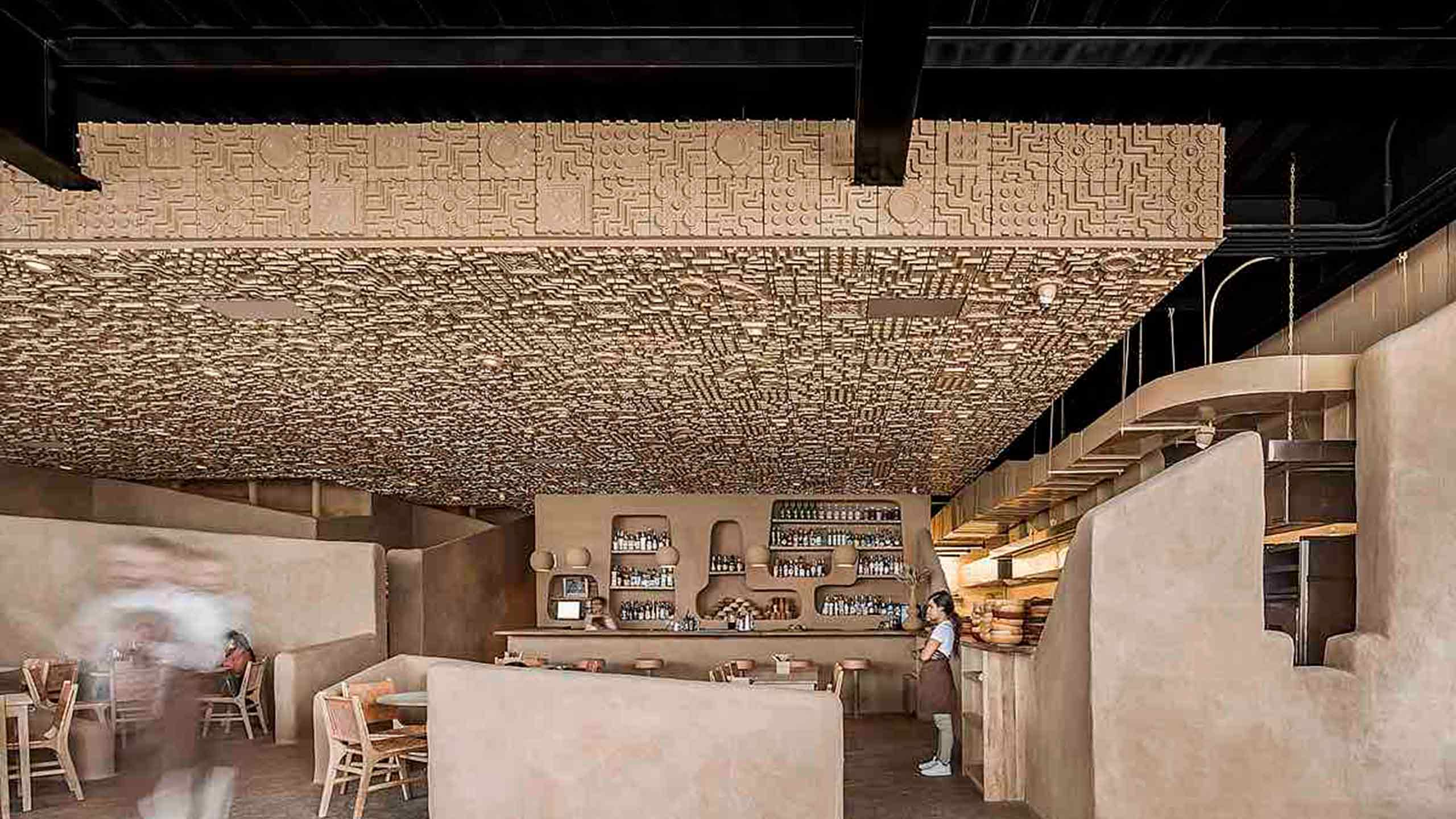 Restaurante Veneno en Guadalajara gana Restaurant & Bar Design Awards