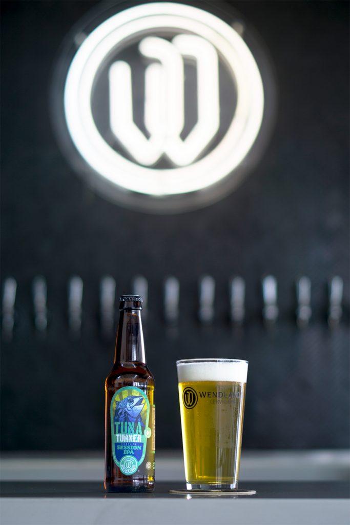 Tuna Turner, cerveza baja en calorías de Wendlandt