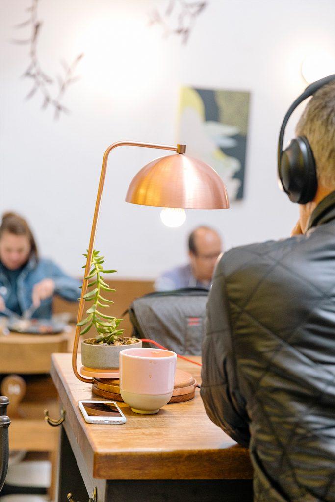 Cafés para leer - Blend Station