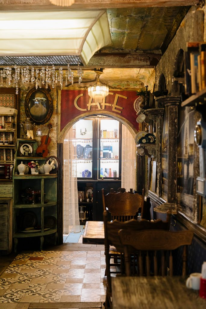 Budapest Café Cukraszda - Café para leer