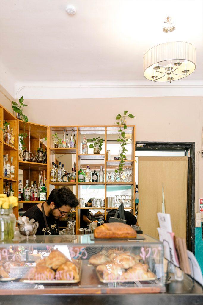 Café Regina - Café para leer
