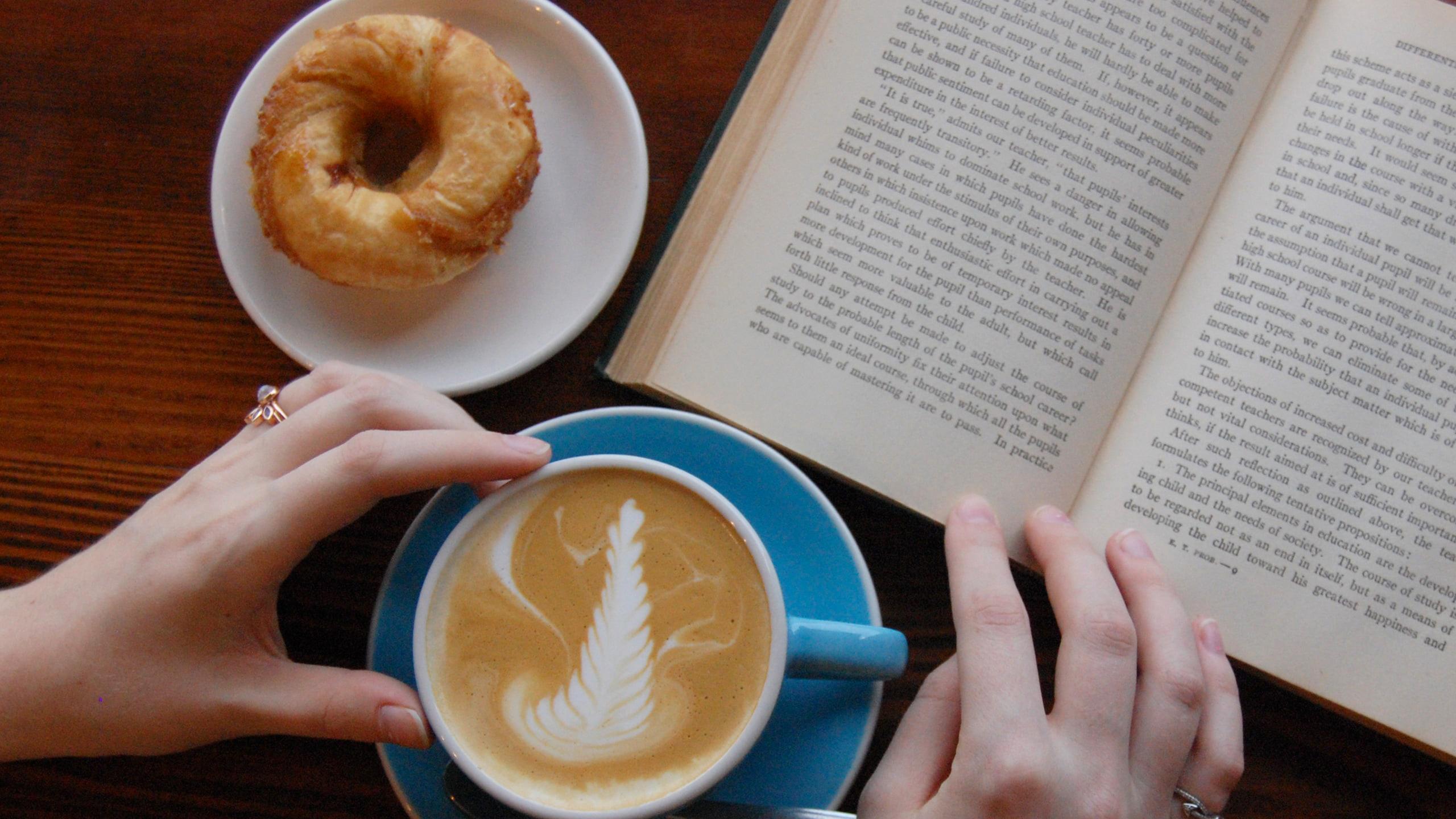 cafes para leer