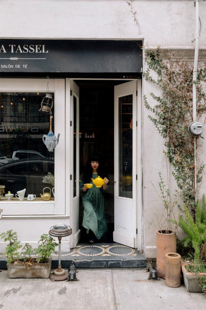 Casa Tassel - Cafés para leer