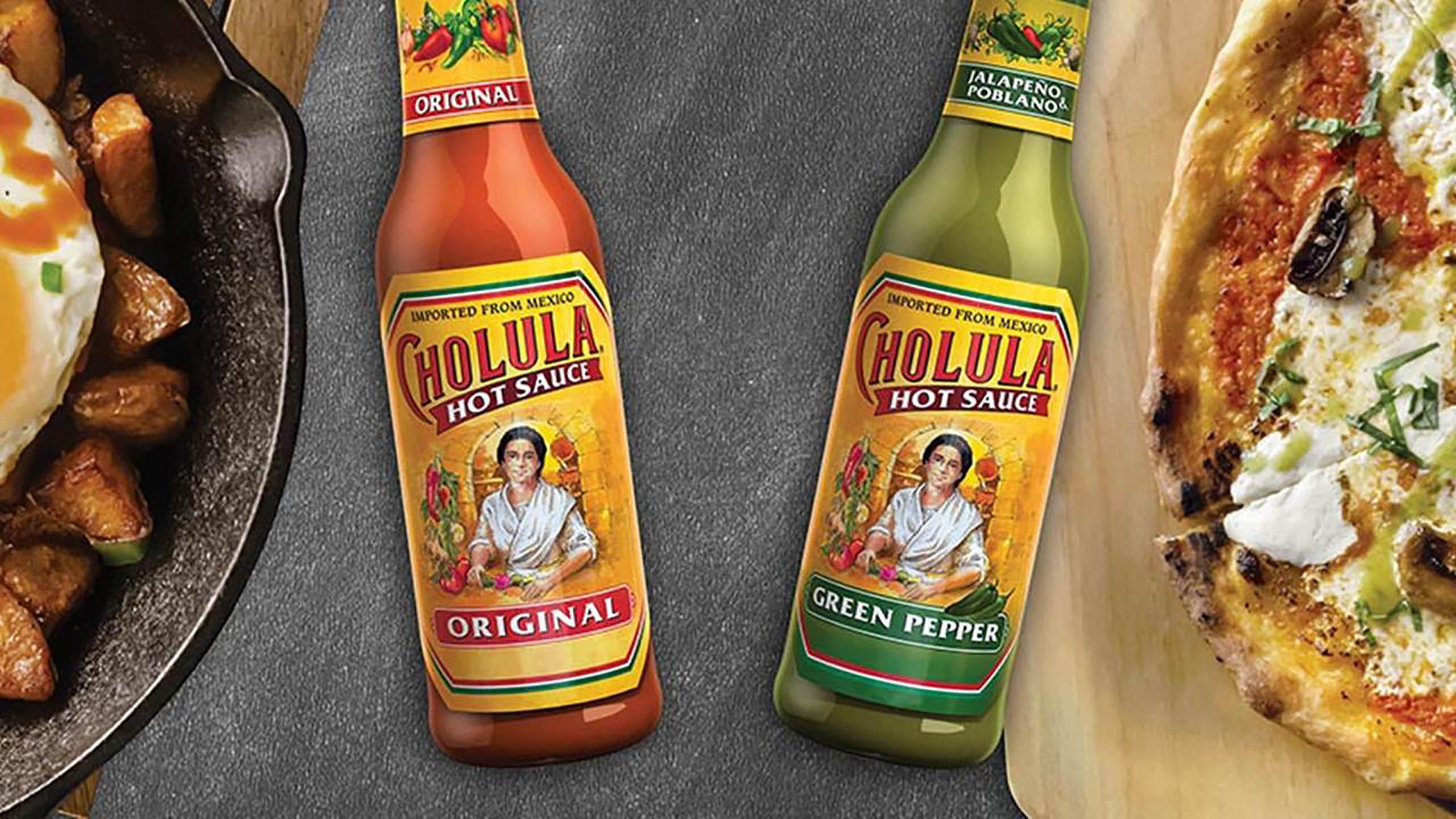 salsa. salsa Cholula