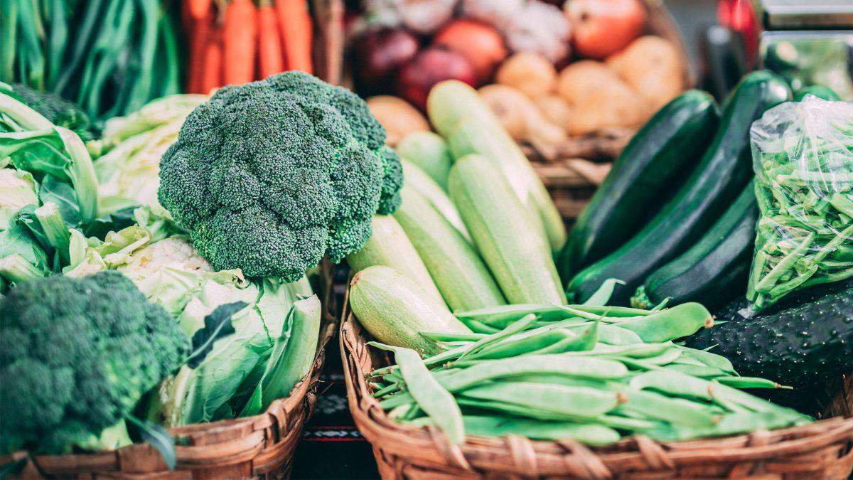 diferencia verduras y vegetales