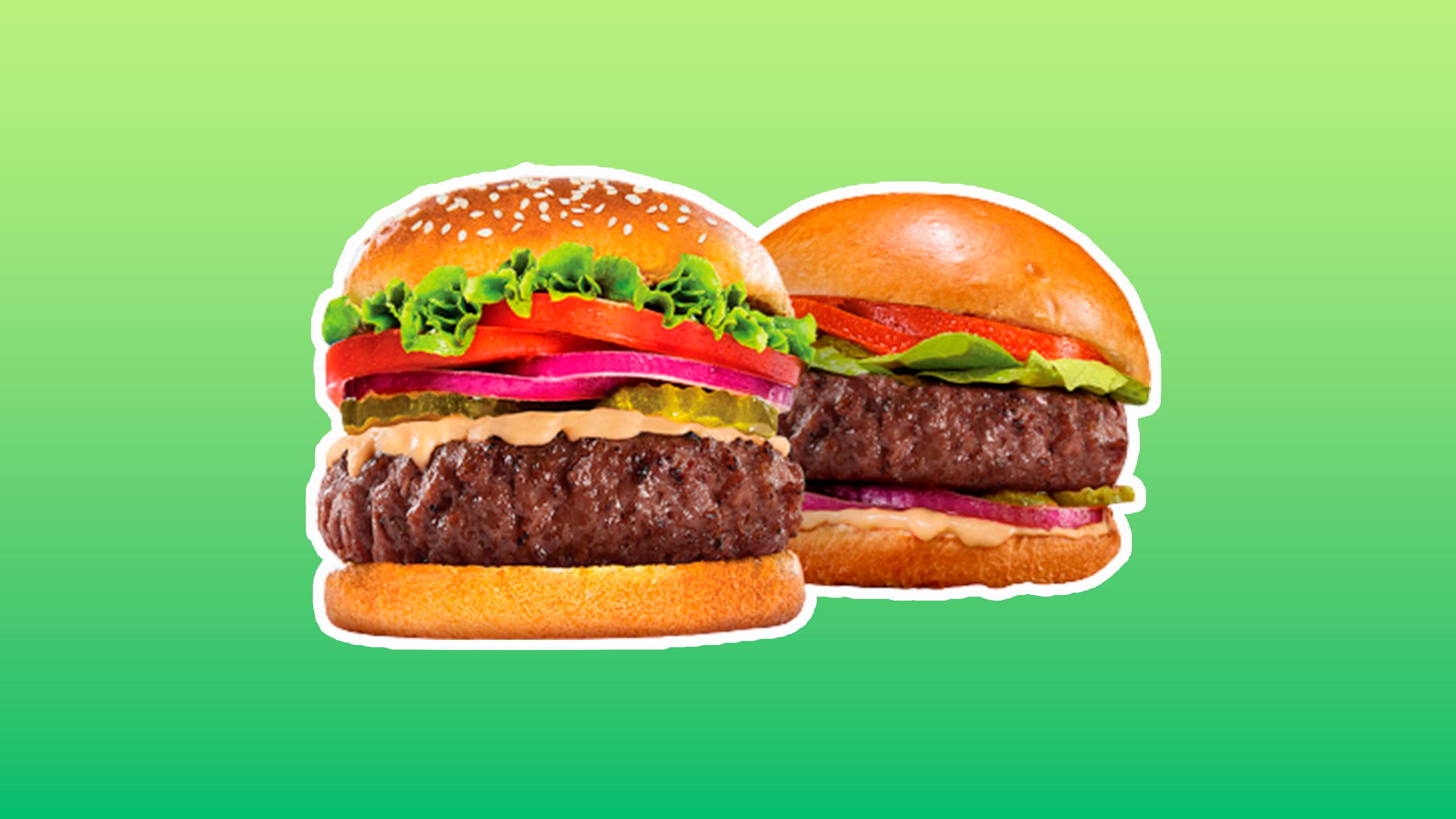 hamburguesas beyond meat