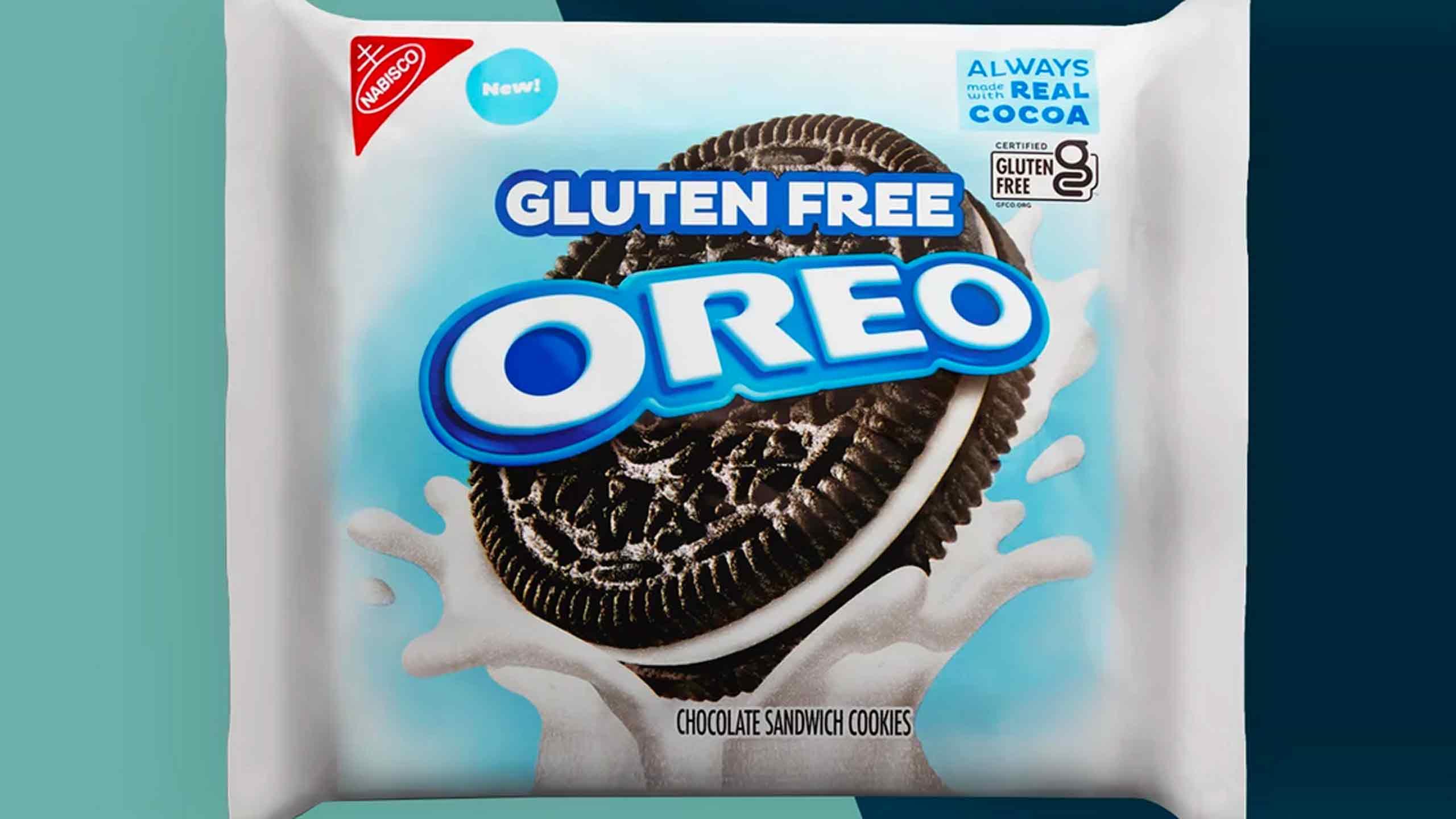 oreos gluten free