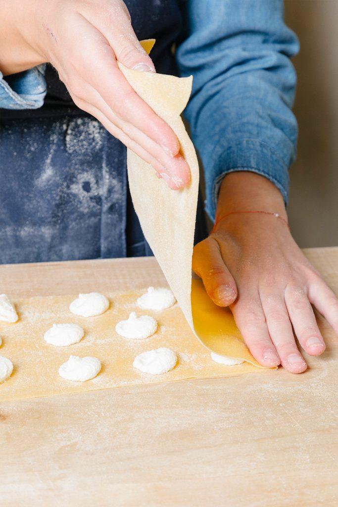 cómo hacer pasta