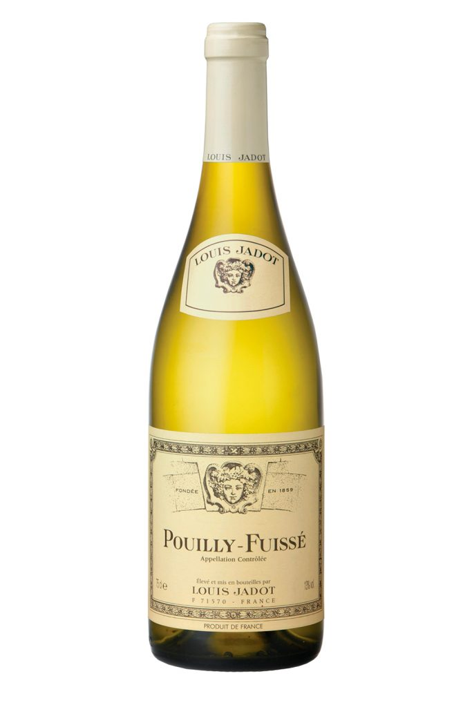 vino blanco louis jadot pouilly fuissé