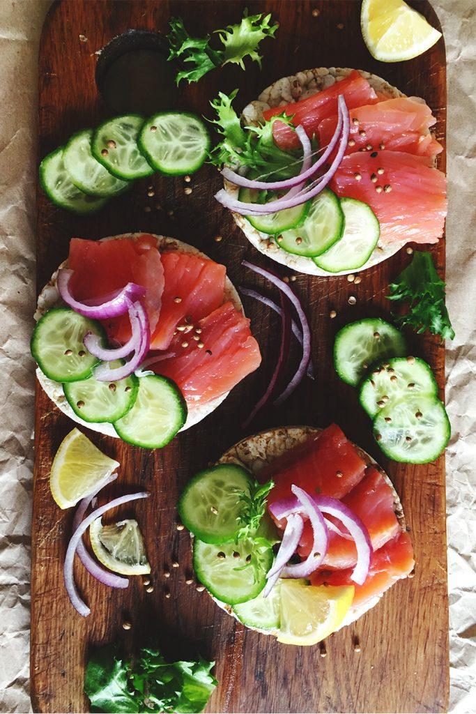 sashimi pescado con mercurio