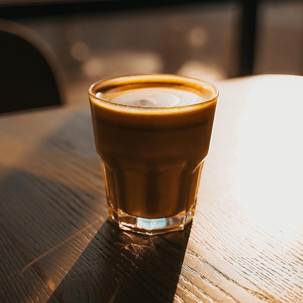 Cocteles navideños o para navidad- carajillo latte-licor 43