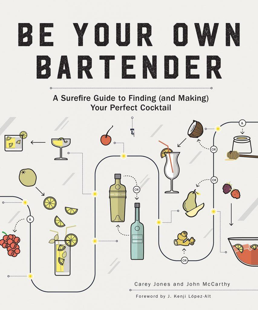 Libros de coctelería para regalar en Navidad, Be Your Own Bartender