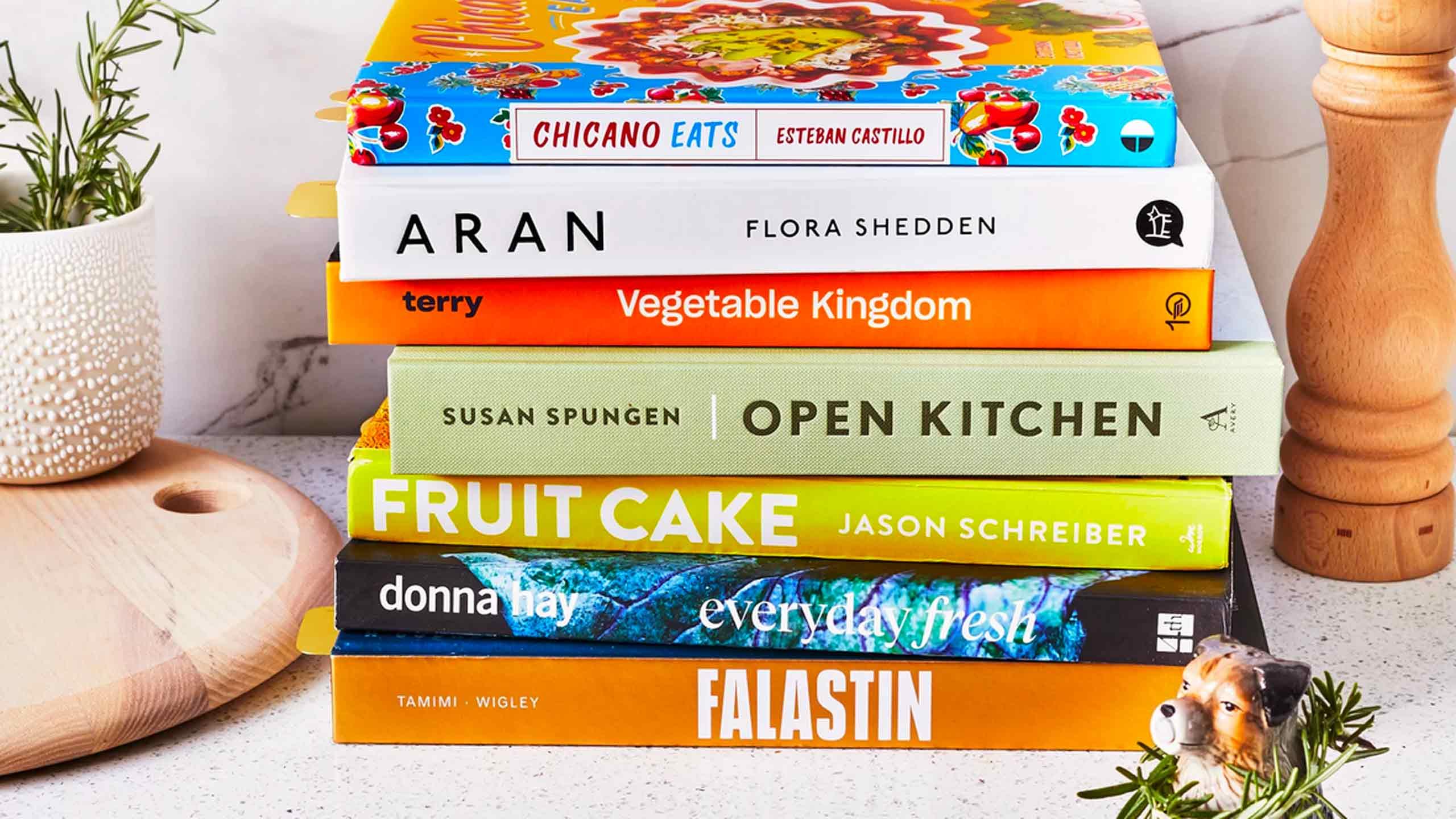libros de cocina 2020