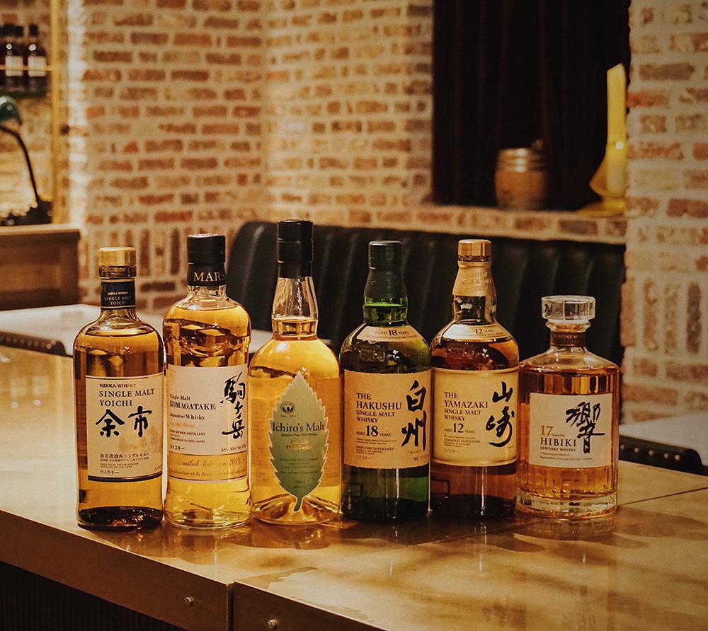 whisky japones, whisky, suntory, nikka