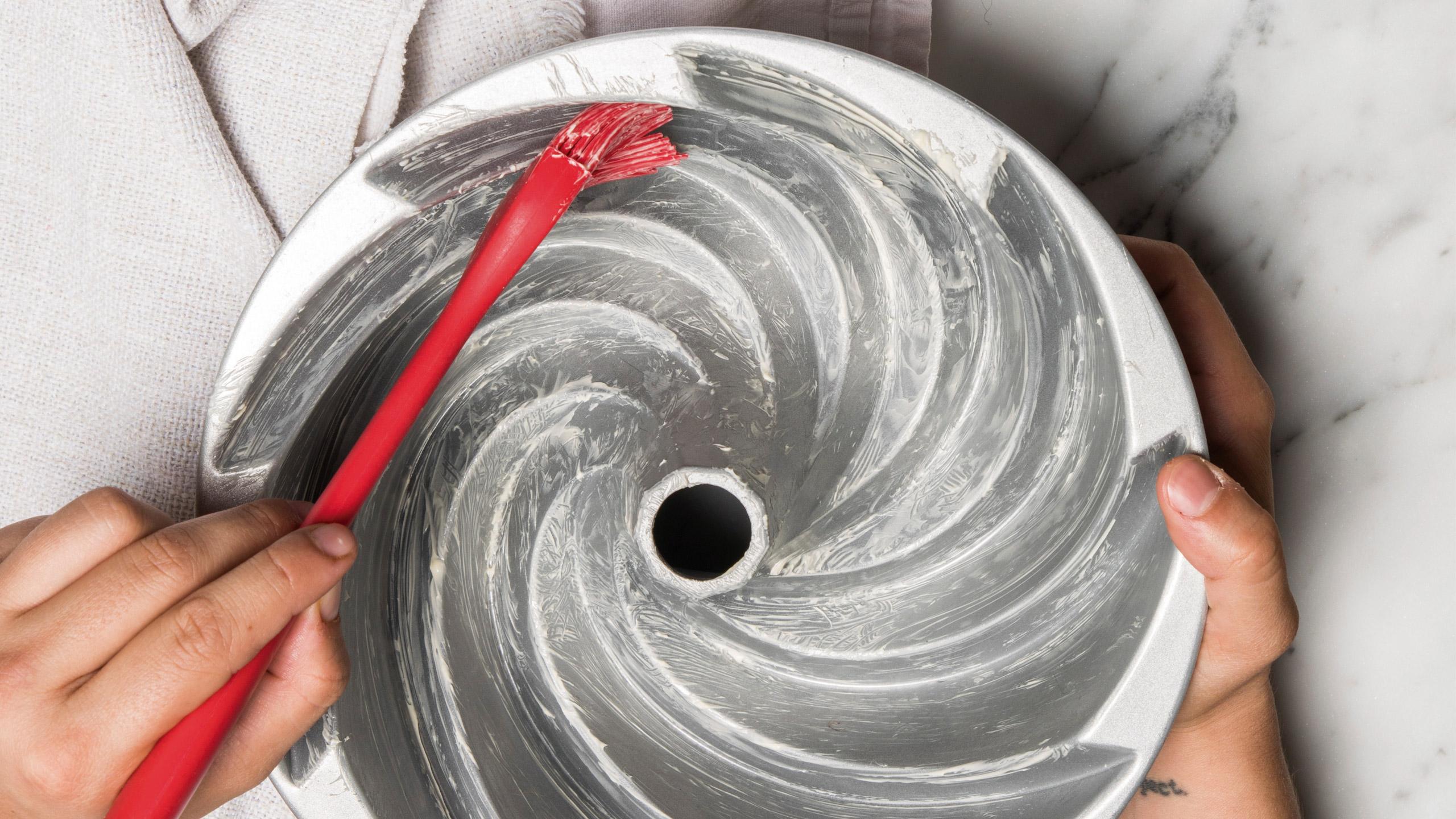 utensilios para hornear, moldes, espátulas, brochas, horno, pan