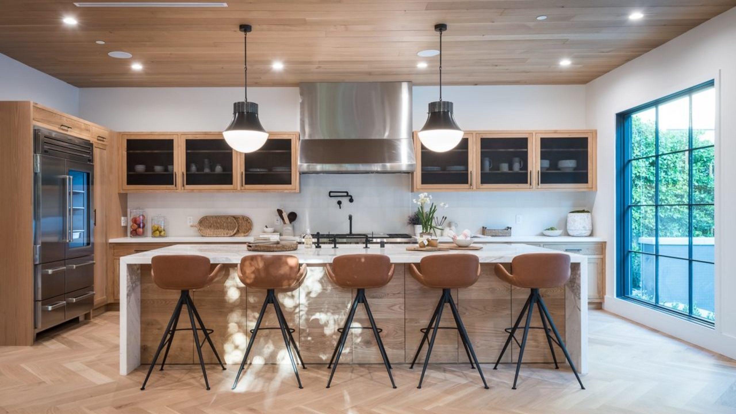 Cocinas-diseño-de-interiores, tendencias