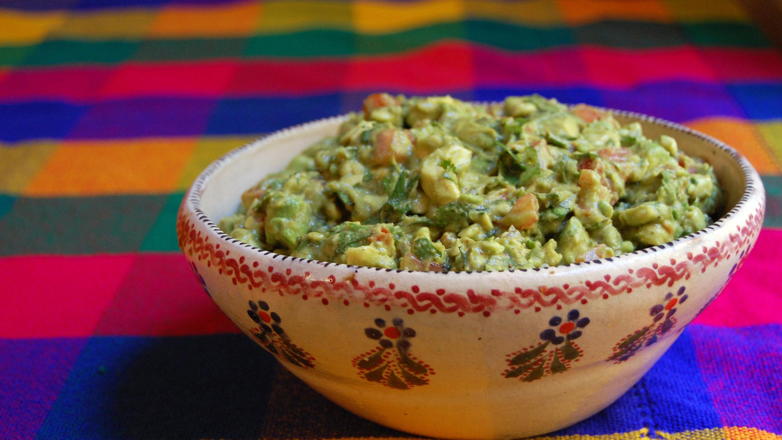 guacamole, aguacate, brocomole, brócoli