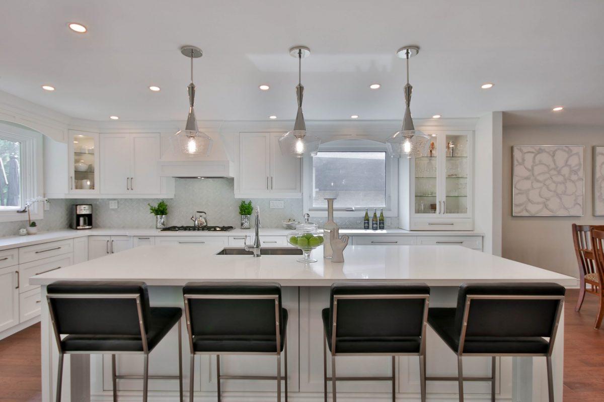 cocinas-diseño-de-interiores-con islas