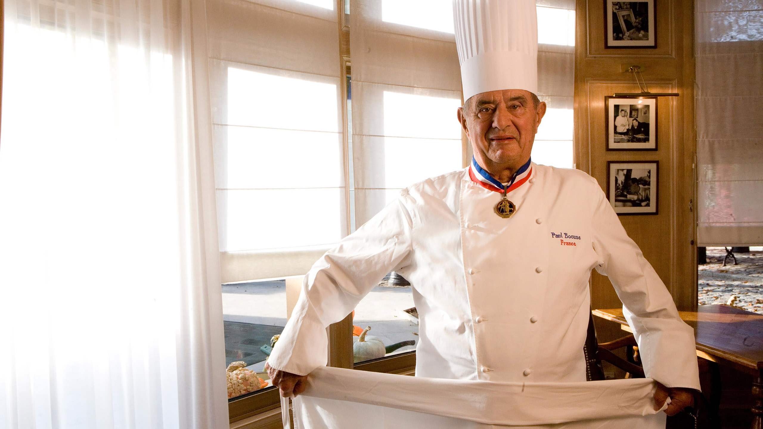 Paul Bocuse, chef, Ratatouille, chef francés