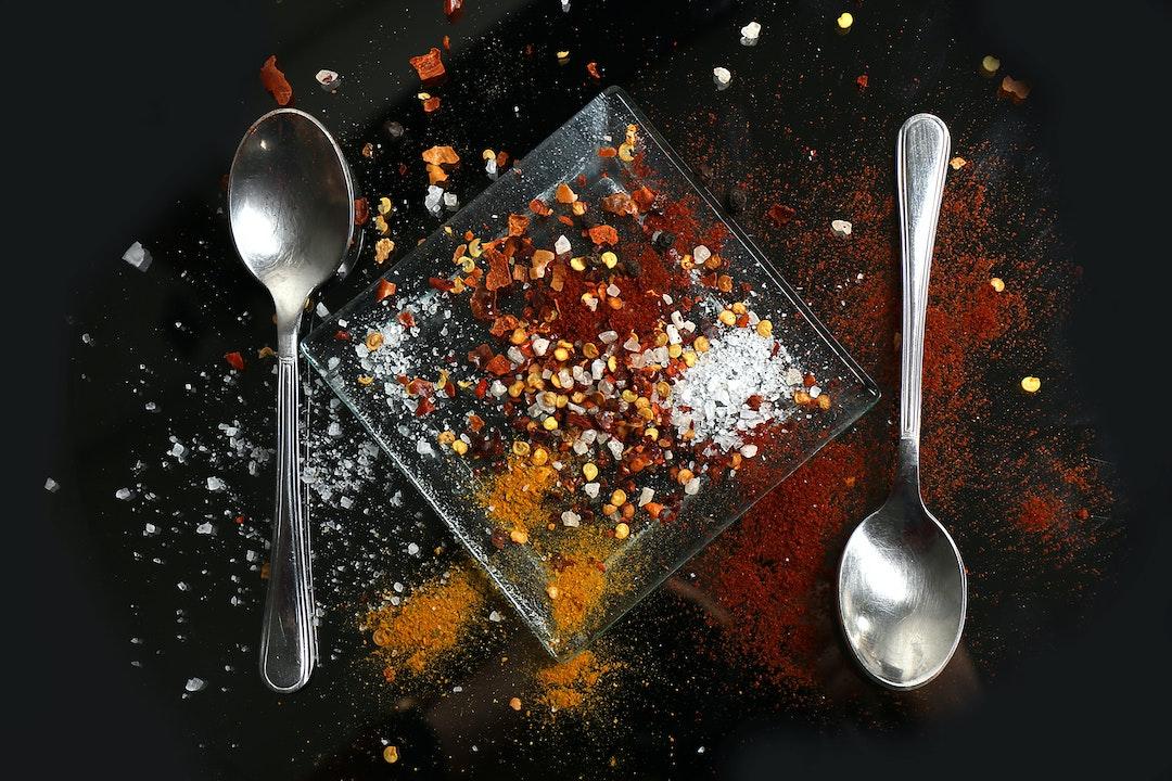 tipos de sal-sal del himalaya-sal rosa-sal especiada-sal kosher